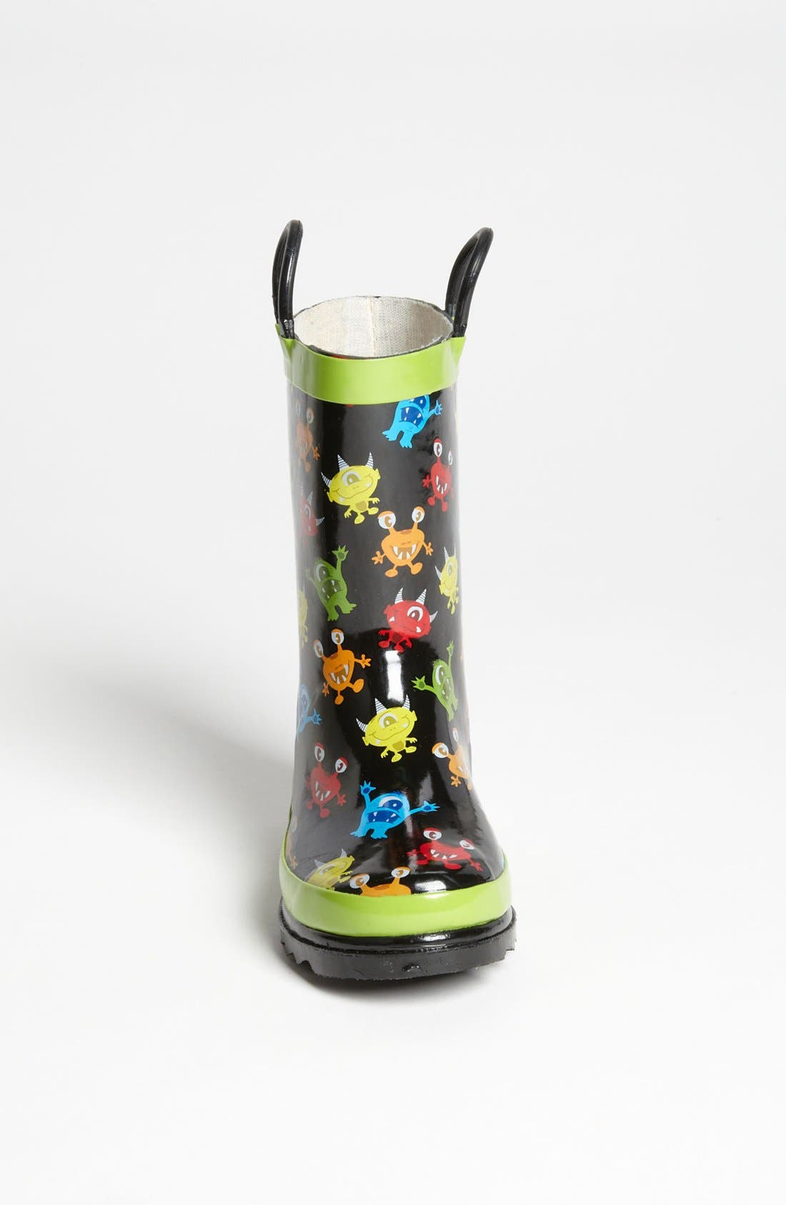 Alternate Image 3  - Western Chief 'Monster Party' Rain Boot (Walker, Toddler & Little Kid)