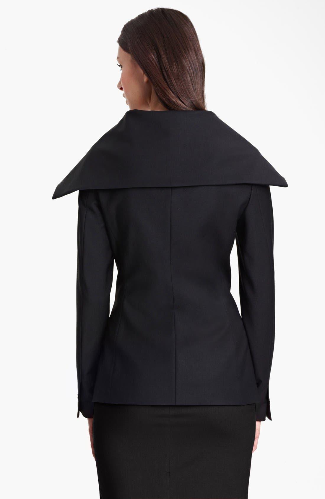 Alternate Image 2  - Jean Paul Gaultier Sailor Collar Jacket