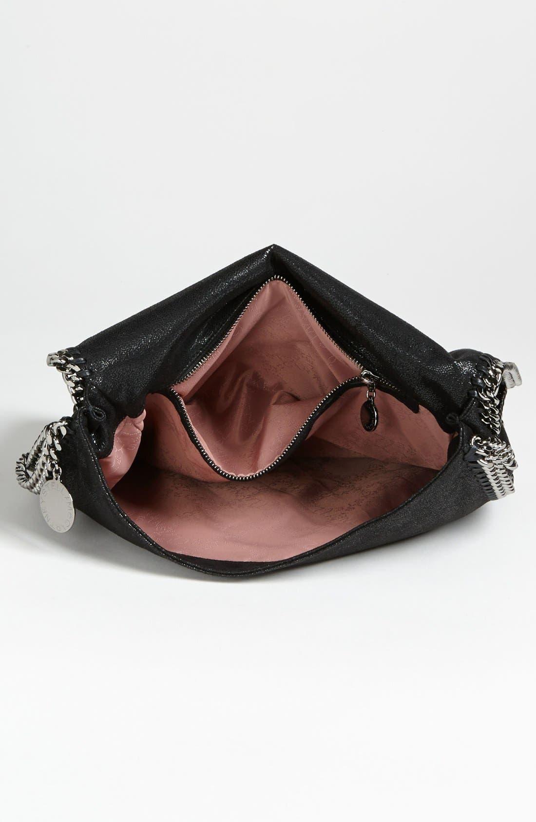 Alternate Image 3  - Stella McCartney 'Falabella - Big' Faux Suede Shoulder Bag