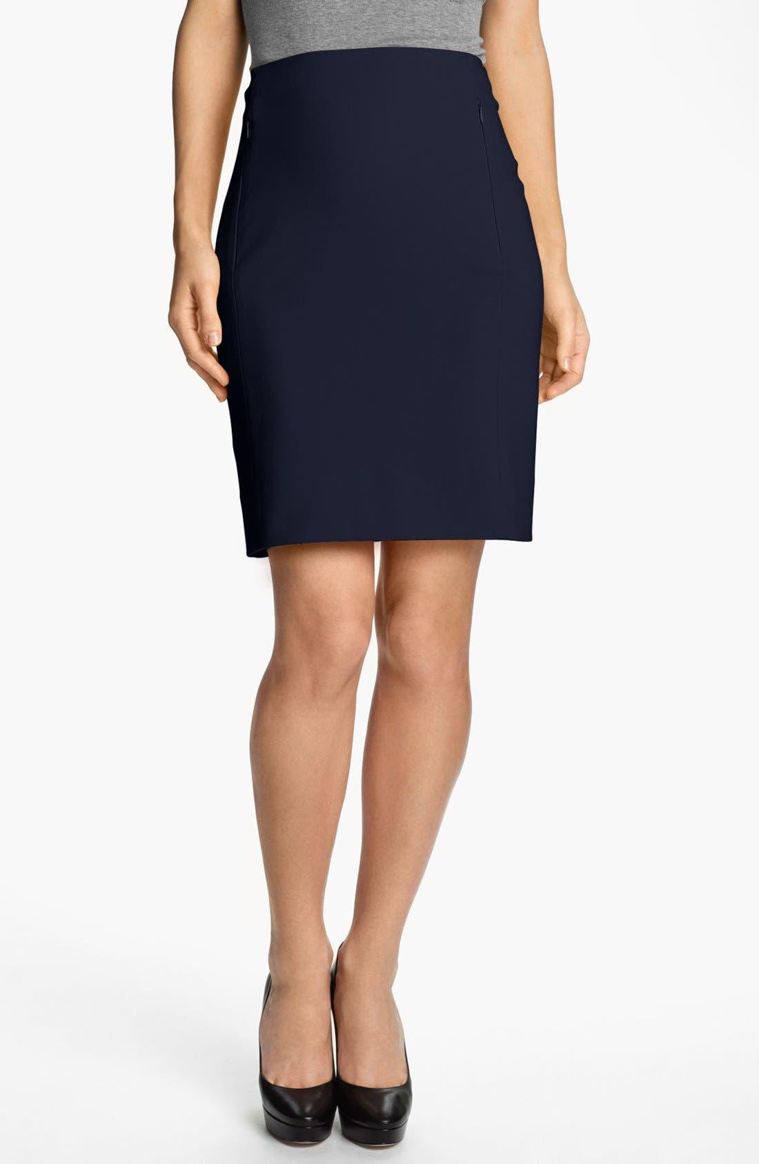 Alternate Image 1 Selected - Diane von Furstenberg 'New Koto' Pencil Skirt