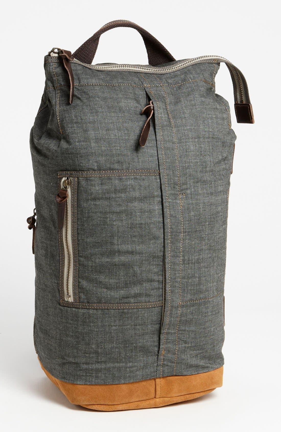 Alternate Image 4  - Property Of... 'Carter Ranger' Duffel Bag
