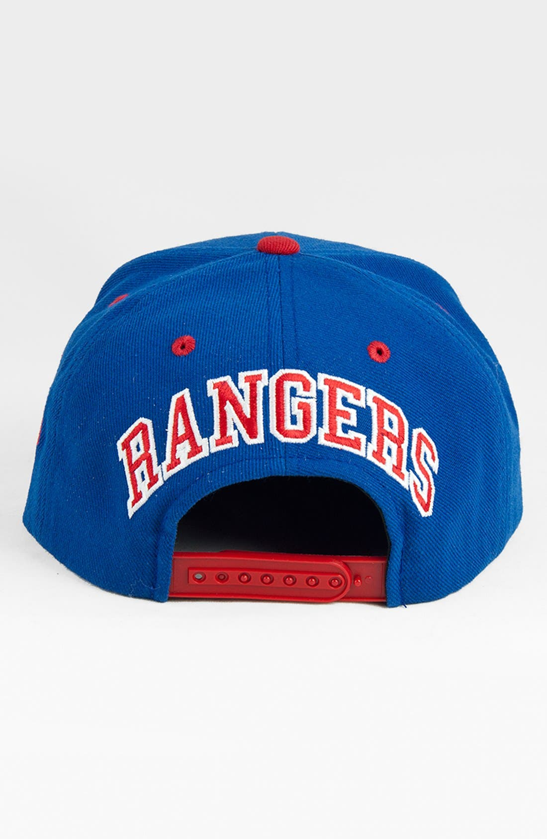 Alternate Image 2  - American Needle 'Texas Rangers - Blockhead' Snapback Baseball Cap