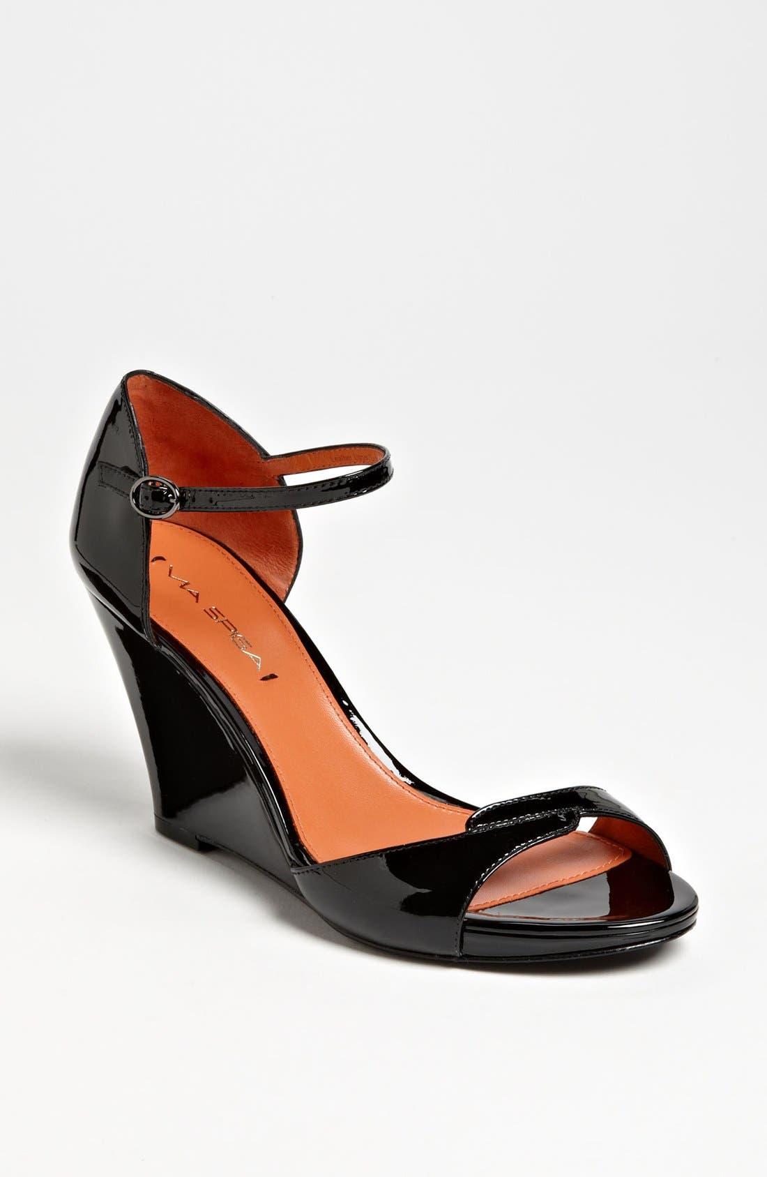 Main Image - Via Spiga 'Danice' Wedge Sandal