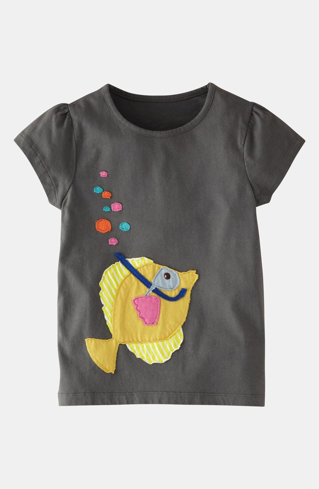 Alternate Image 1 Selected - Mini Boden 'Animals Abroad' Tee (Toddler)