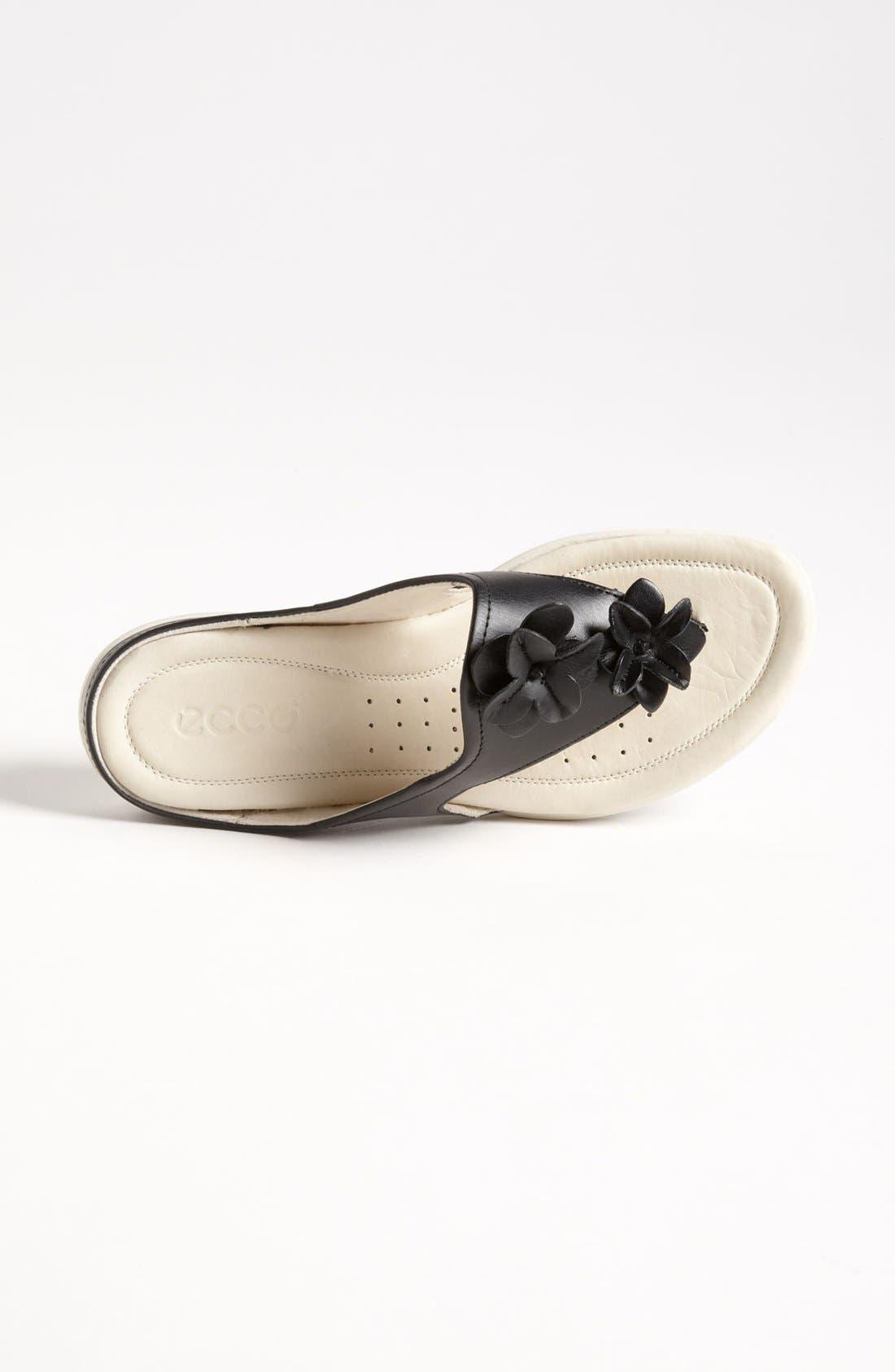 Alternate Image 3  - ECCO 'Flash Flower' Sandal