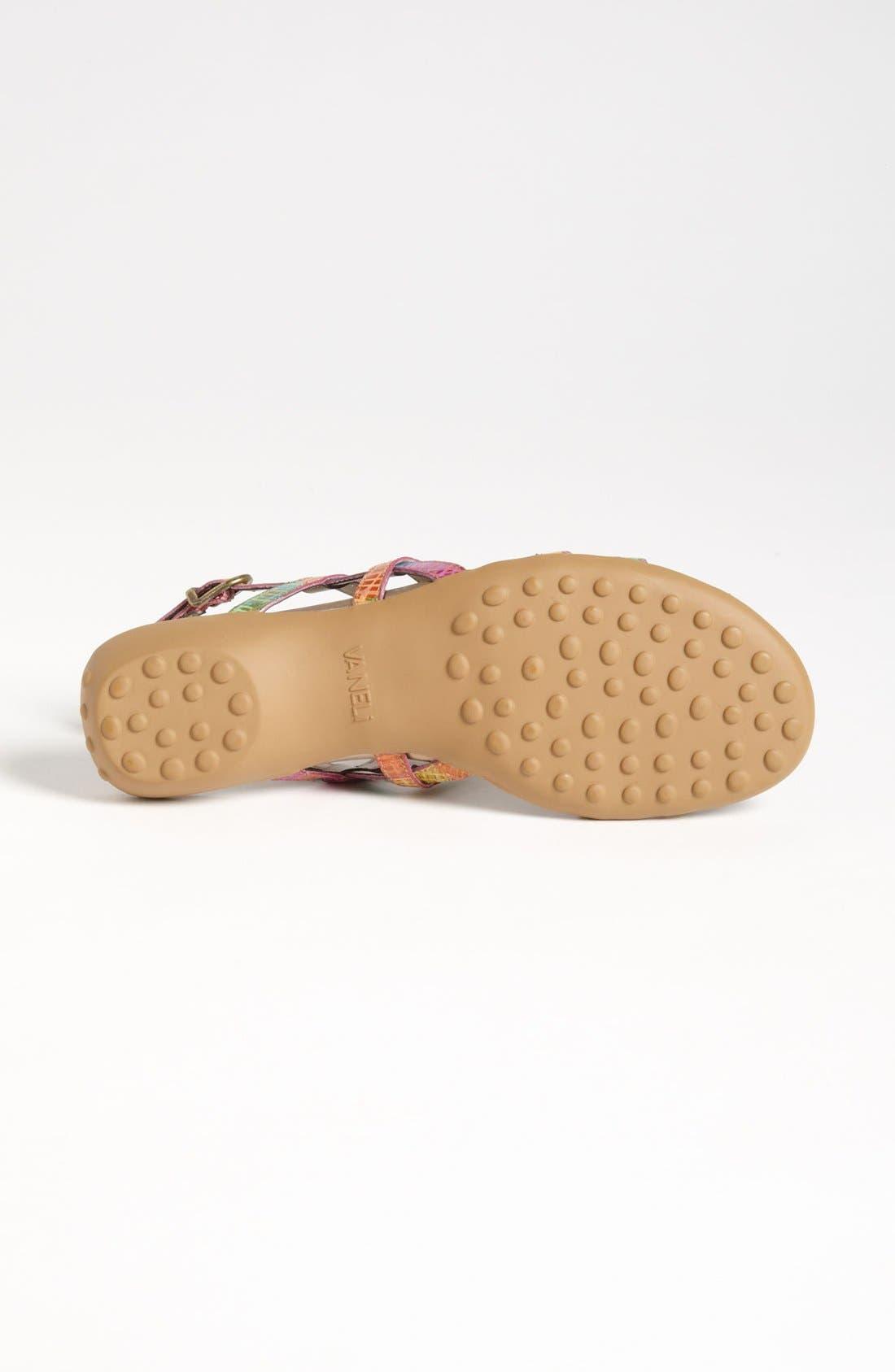 Alternate Image 4  - VANELi 'Tagus' Sandal