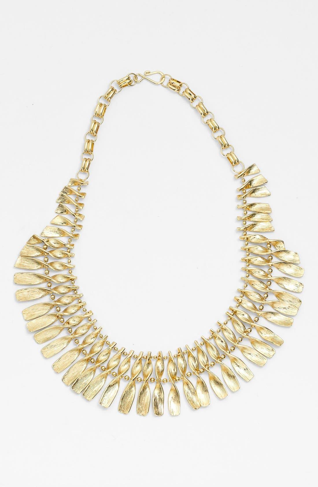 Main Image - Kendra Scott 'Sandy' Bib Necklace