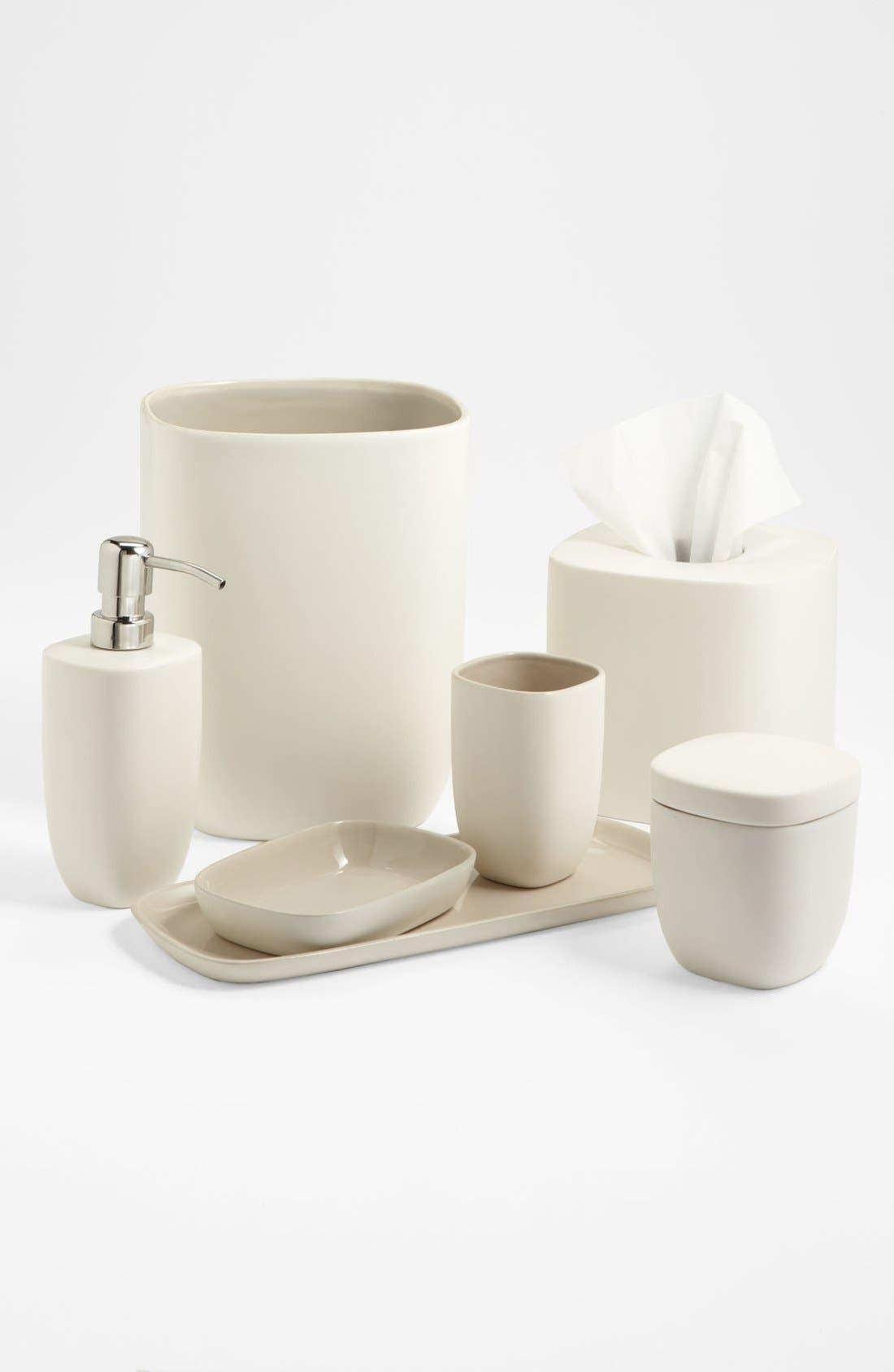 Alternate Image 2  - Waterworks Studio 'Modern Ceramic' Soap Dispenser (Online Only)