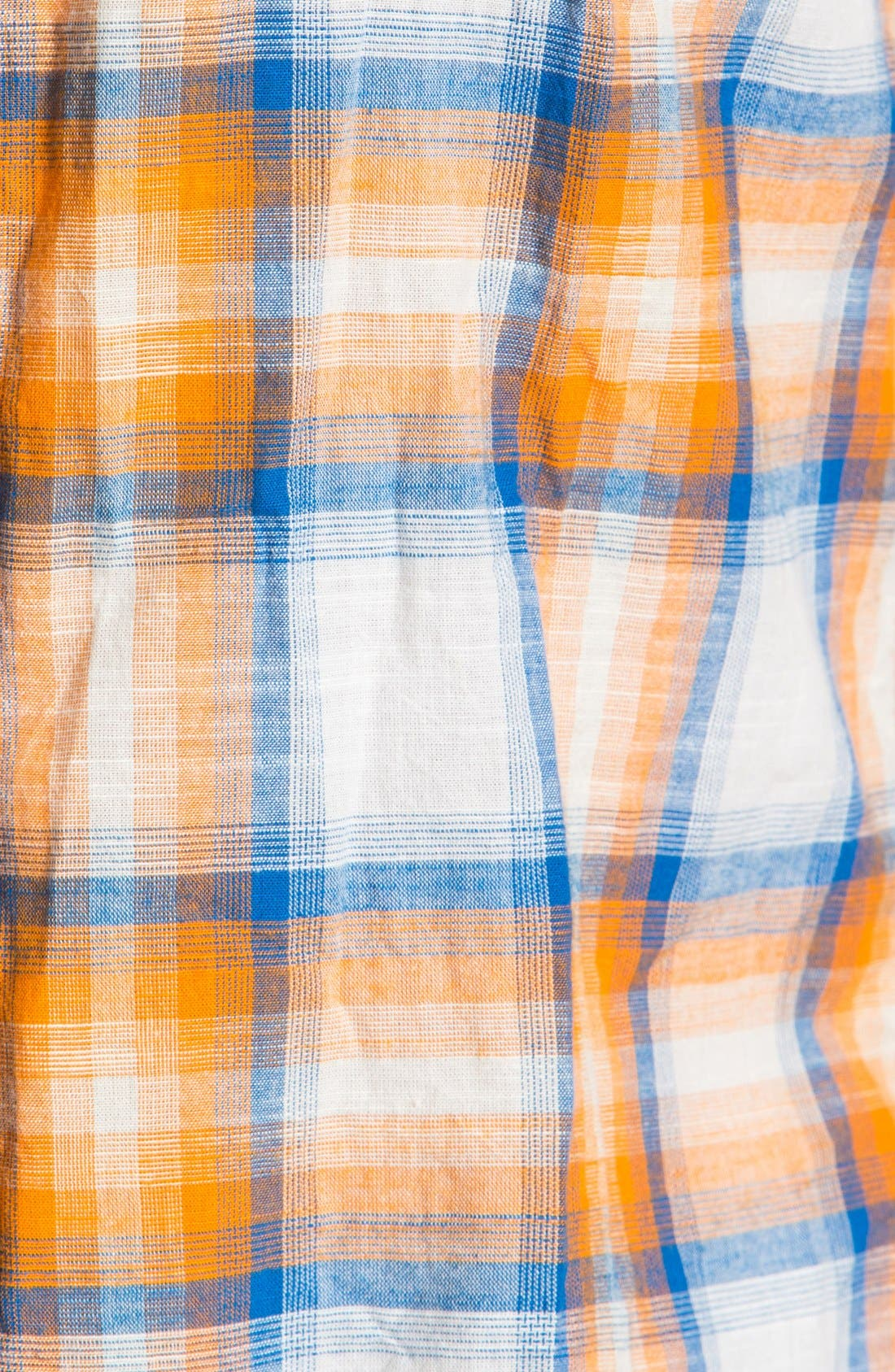 Alternate Image 3  - DIESEL® 'Studder' Plaid Woven Shirt