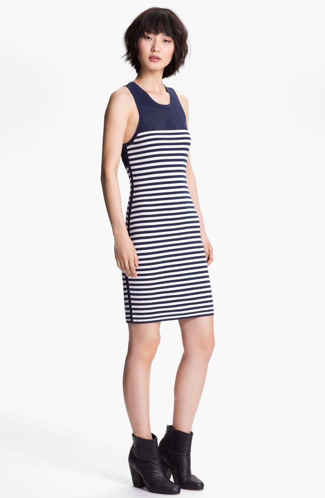 Main Image - rag & bone 'Giselle' Stripe Dress