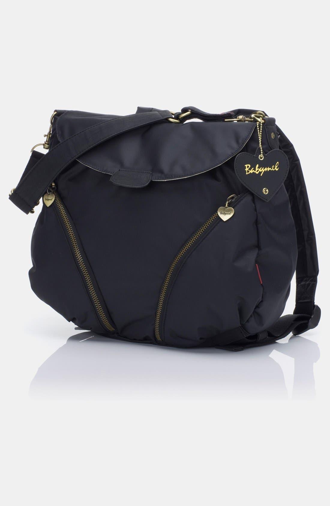 Alternate Image 1 Selected - Babymel 'Ruby' Convertible Backpack Diaper Bag