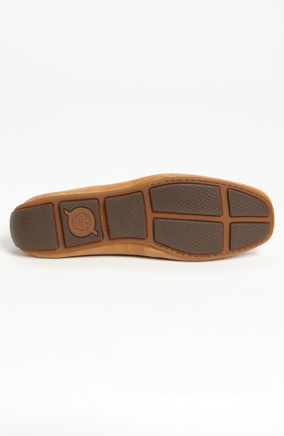Alternate Image 4  - Børn 'Marcus' Venetian Loafer (Men)