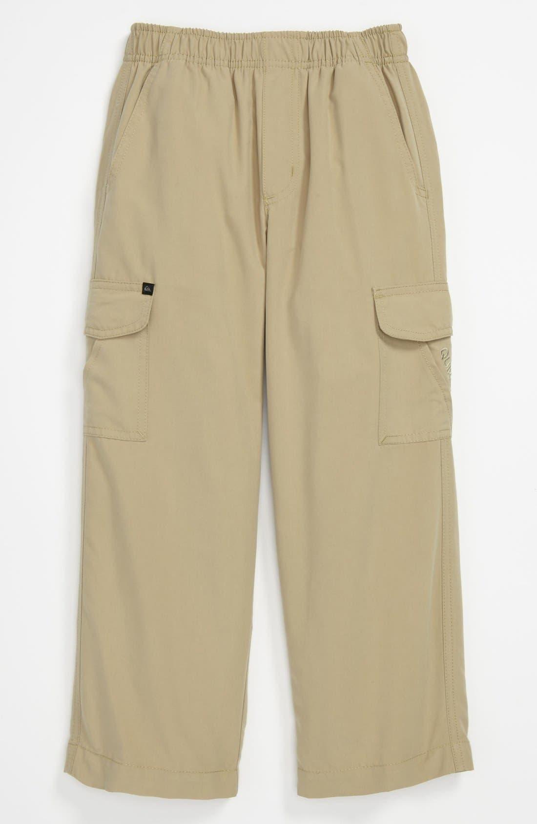 Alternate Image 1 Selected - Quiksilver 'Kamotion' Pants (Little Boys)