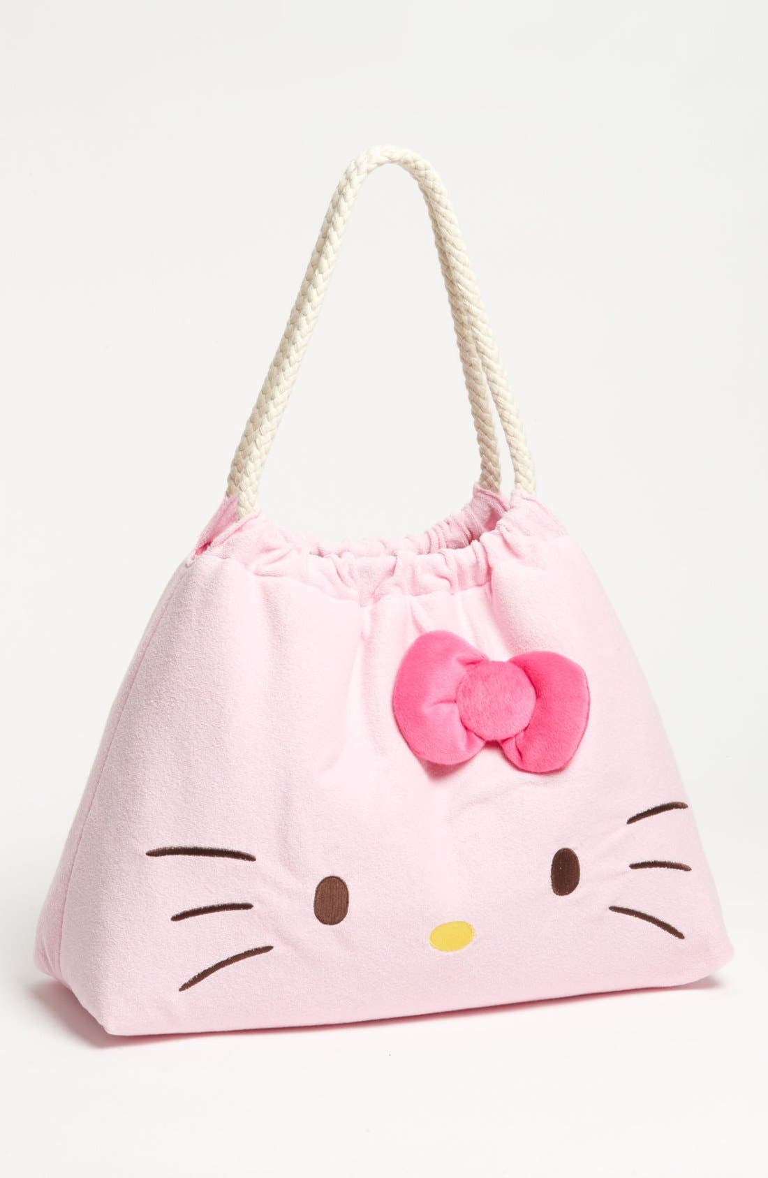 Alternate Image 1 Selected - Hello Kitty® 'Big Tote' Beach Bag