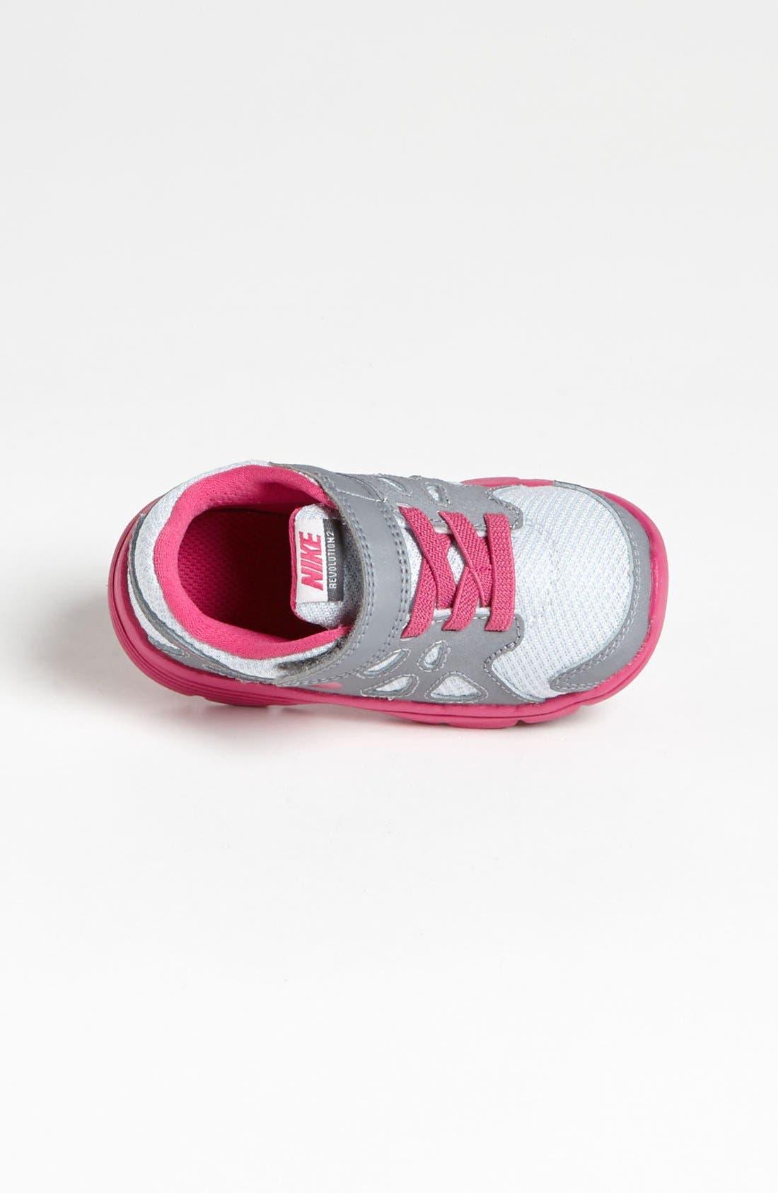Alternate Image 3  - Nike 'Revolution 2' Sneaker (Baby, Walker & Toddler)