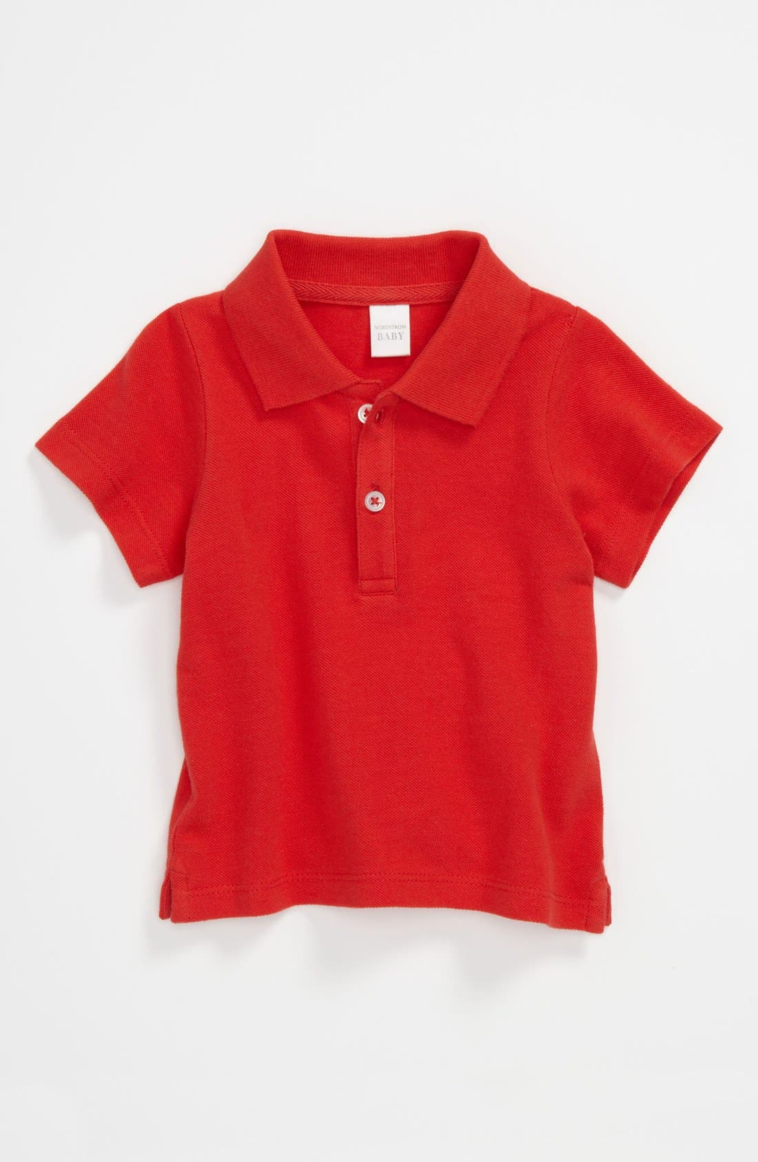 Alternate Image 1 Selected - Nordstrom Baby Polo Shirt (Baby)
