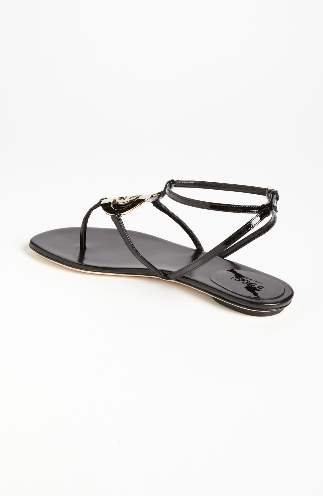 Alternate Image 2  - Gucci 'New GG' Sandal