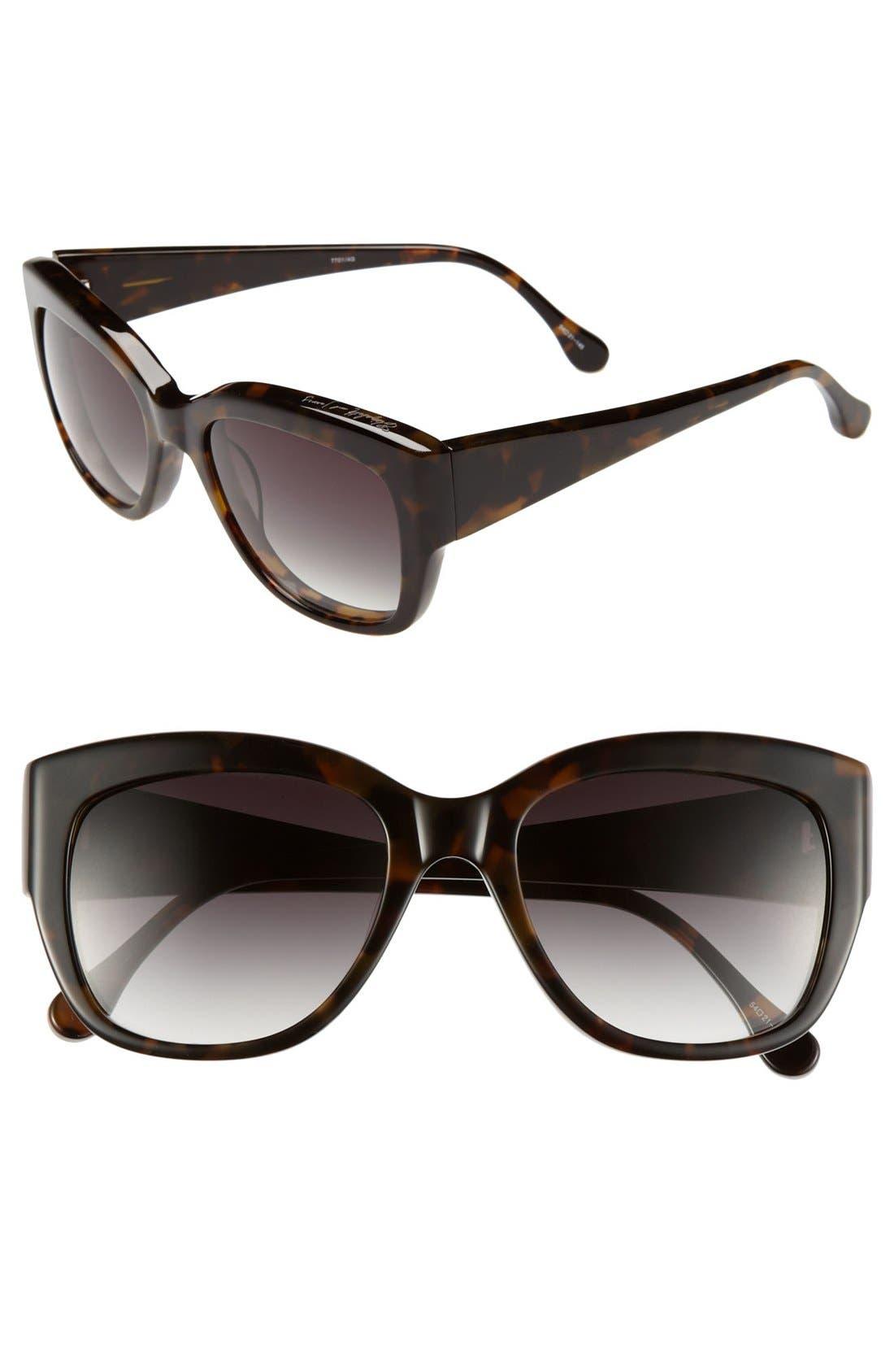 Alternate Image 1 Selected - Elizabeth and James 54mm Retro Sunglasses