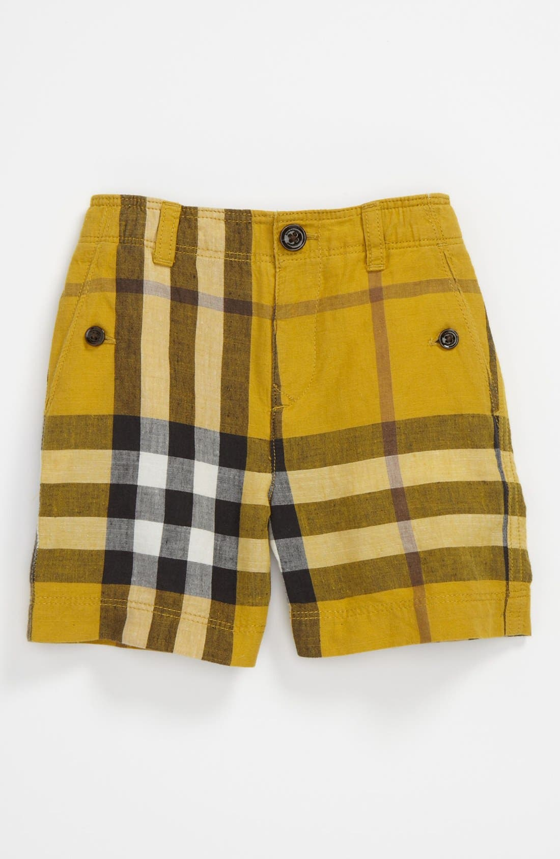 Main Image - Burberry 'Mini Scout' Shorts (Toddler)