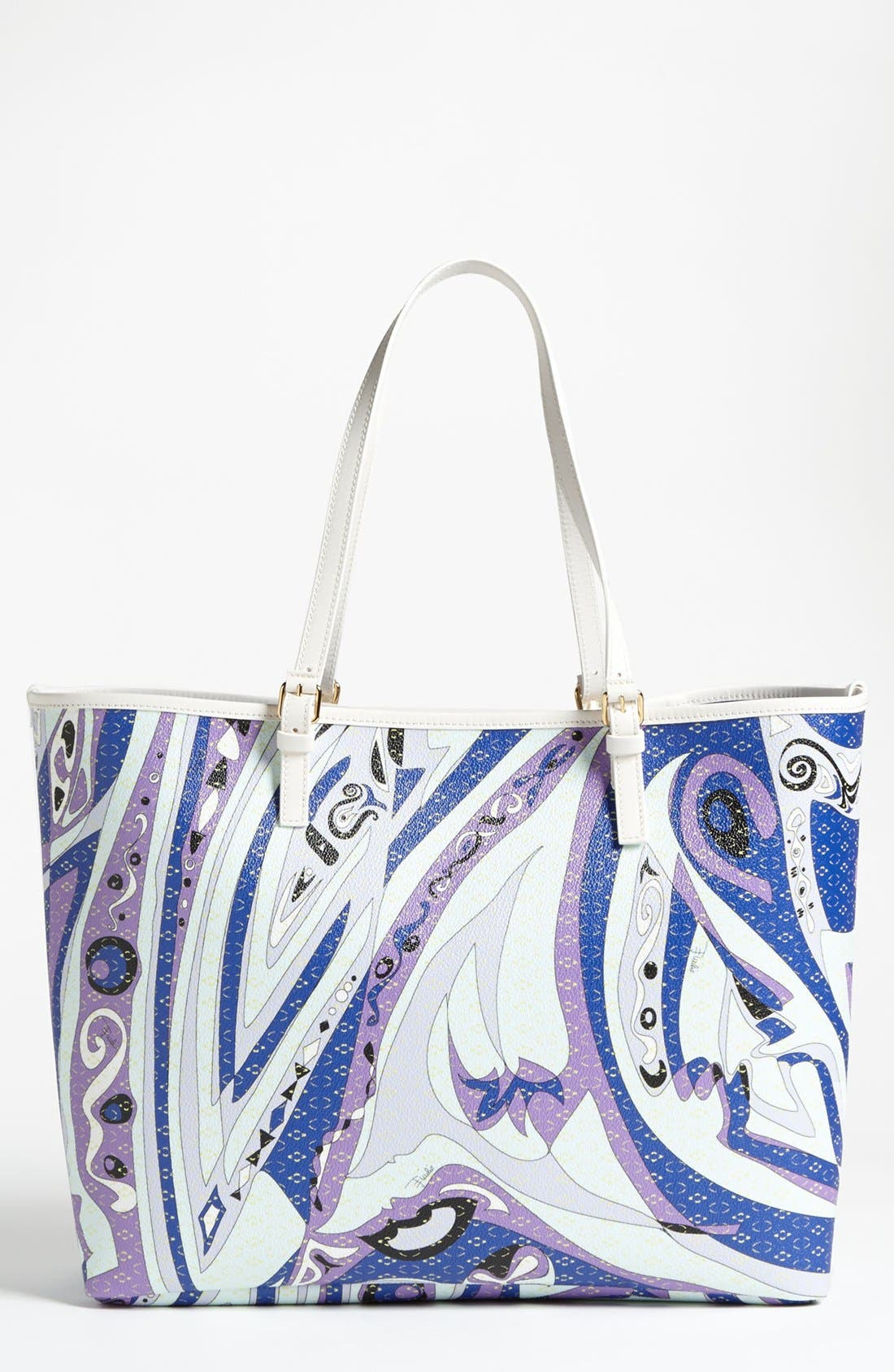 Alternate Image 1 Selected - Emilio Pucci 'Large' Tote