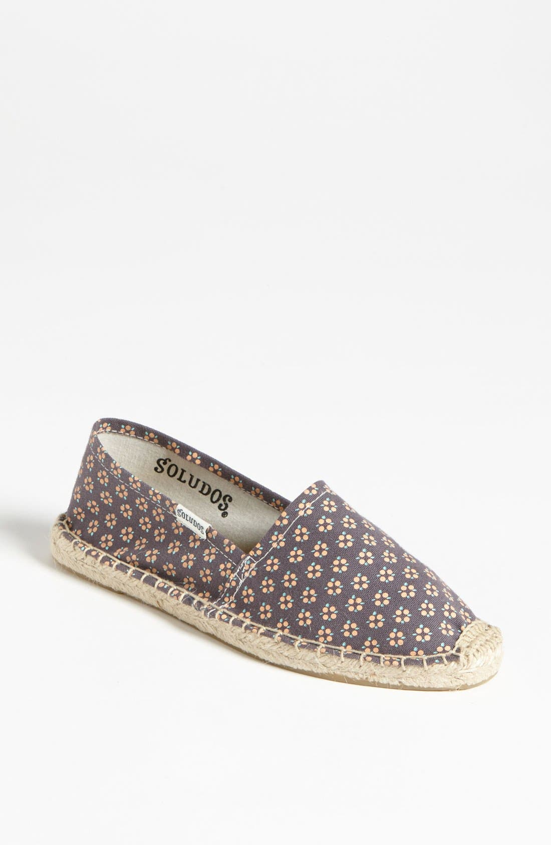 Alternate Image 1 Selected - Soludos 'Doodle Dot' Slip-On (Women)