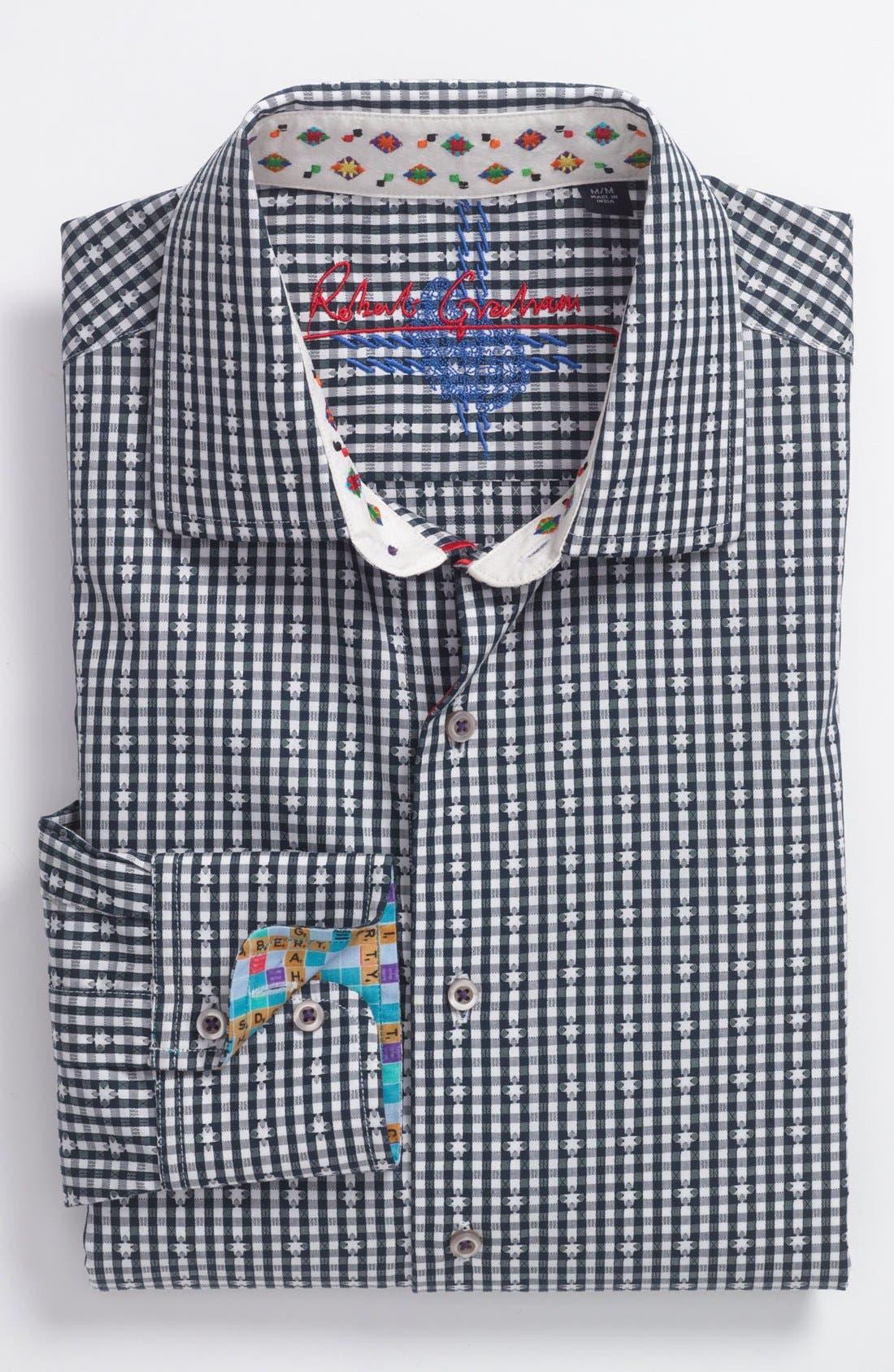 Alternate Image 2  - Robert Graham 'Ron L.' Sport Shirt