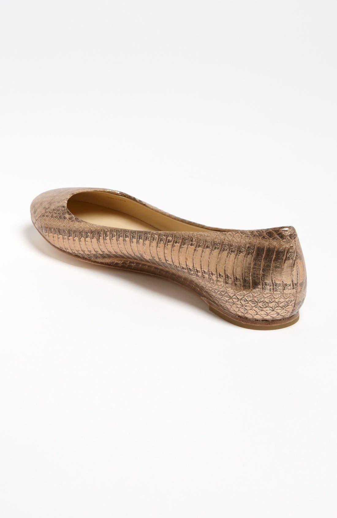 Alternate Image 2  - Vera Wang Footwear 'Lara' Flat