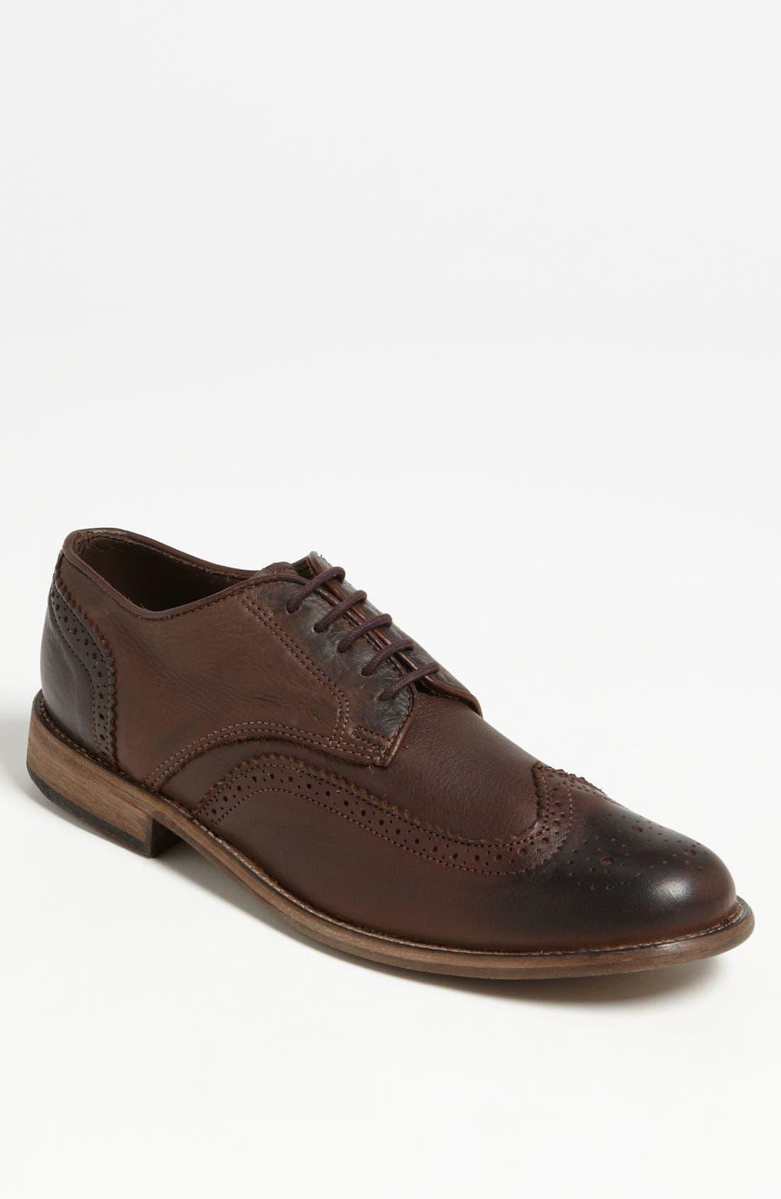 Alternate Image 1 Selected - Vintage Shoe Company 'Warren' Wingtip