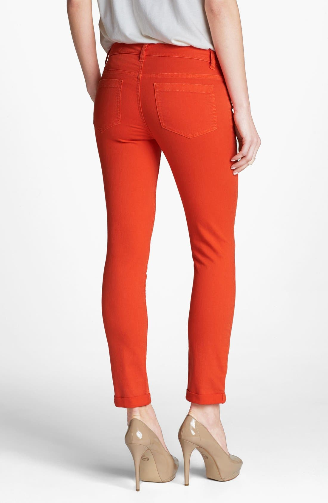 Alternate Image 2  - Two by Vince Camuto Twill Jeans