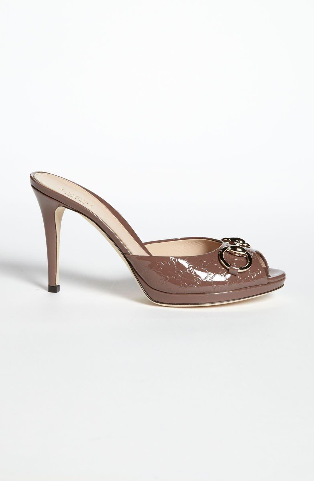 Alternate Image 4  - Gucci 'New Hollywood' Slide Sandal