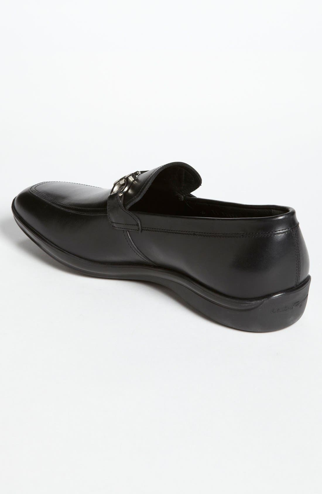 Alternate Image 2  - Salvatore Ferragamo 'Simply' Bit Loafer