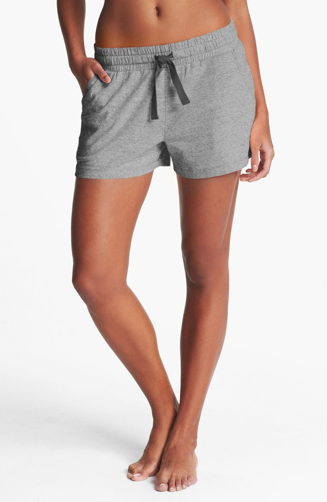 Alternate Image 1 Selected - Under Armour 'Undeniable' Charged Cotton® Shorts
