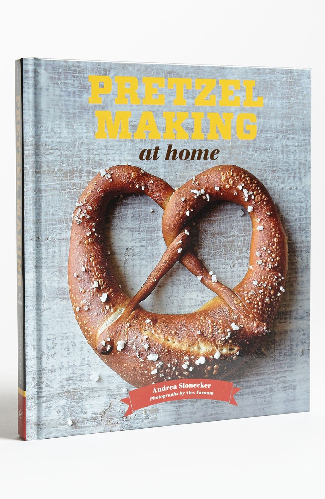 Alternate Image 1 Selected - 'Pretzel Making at Home' Cookbook