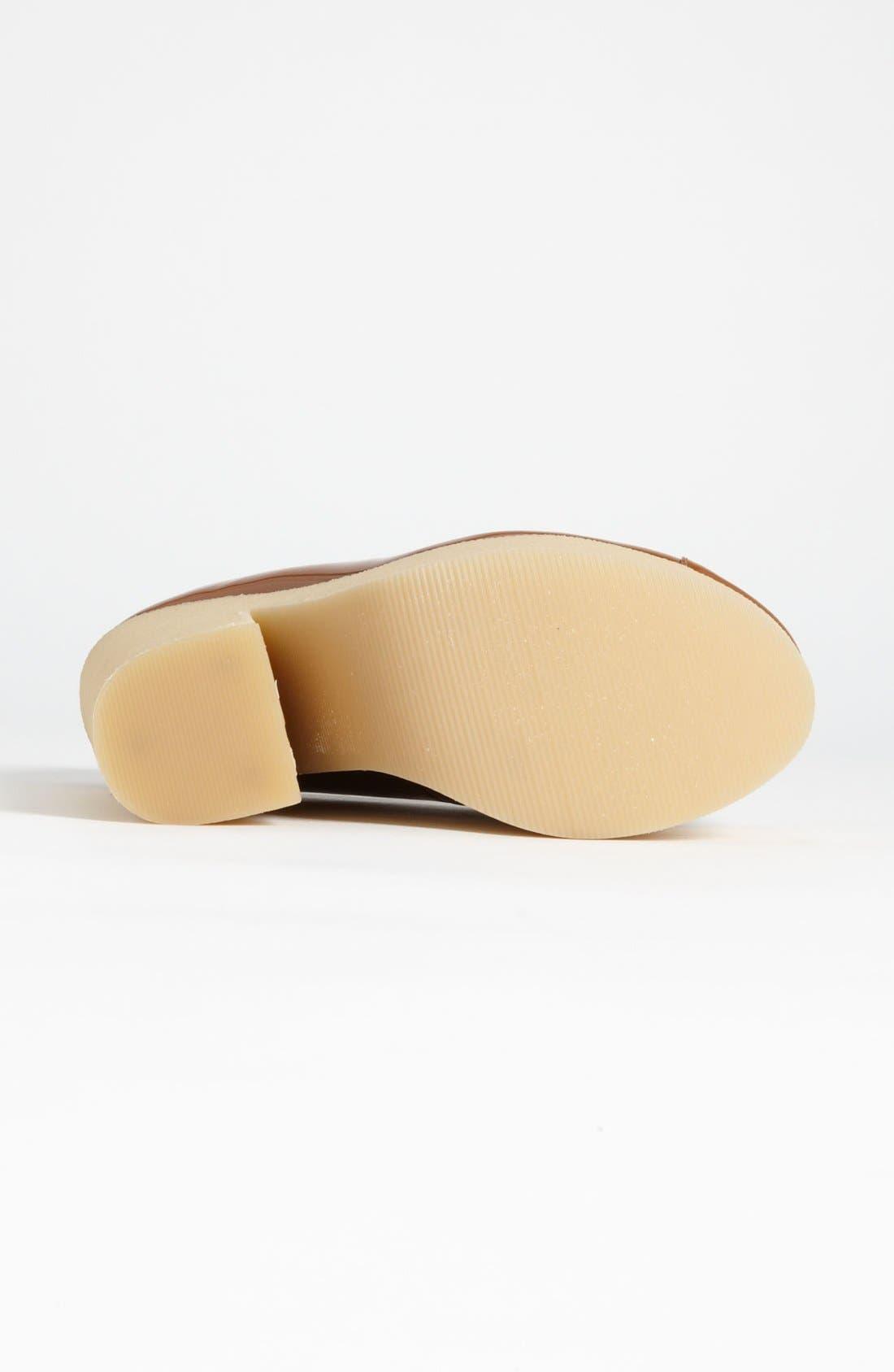 Alternate Image 4  - Topshop 'Shout' Platform Shoe