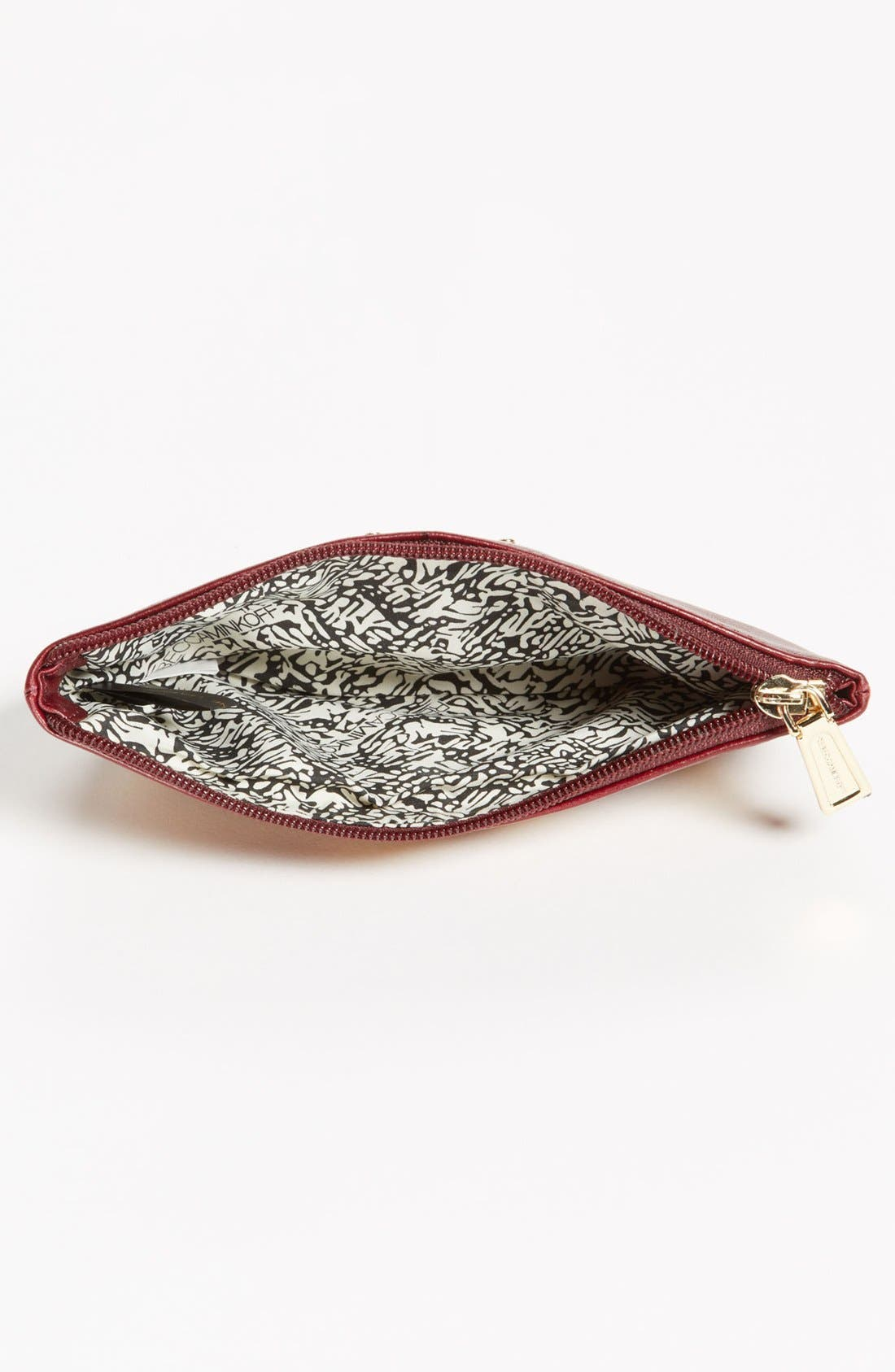 Alternate Image 3  - Rebecca Minkoff 'Nordy Girl' Leather Sunglasses Case