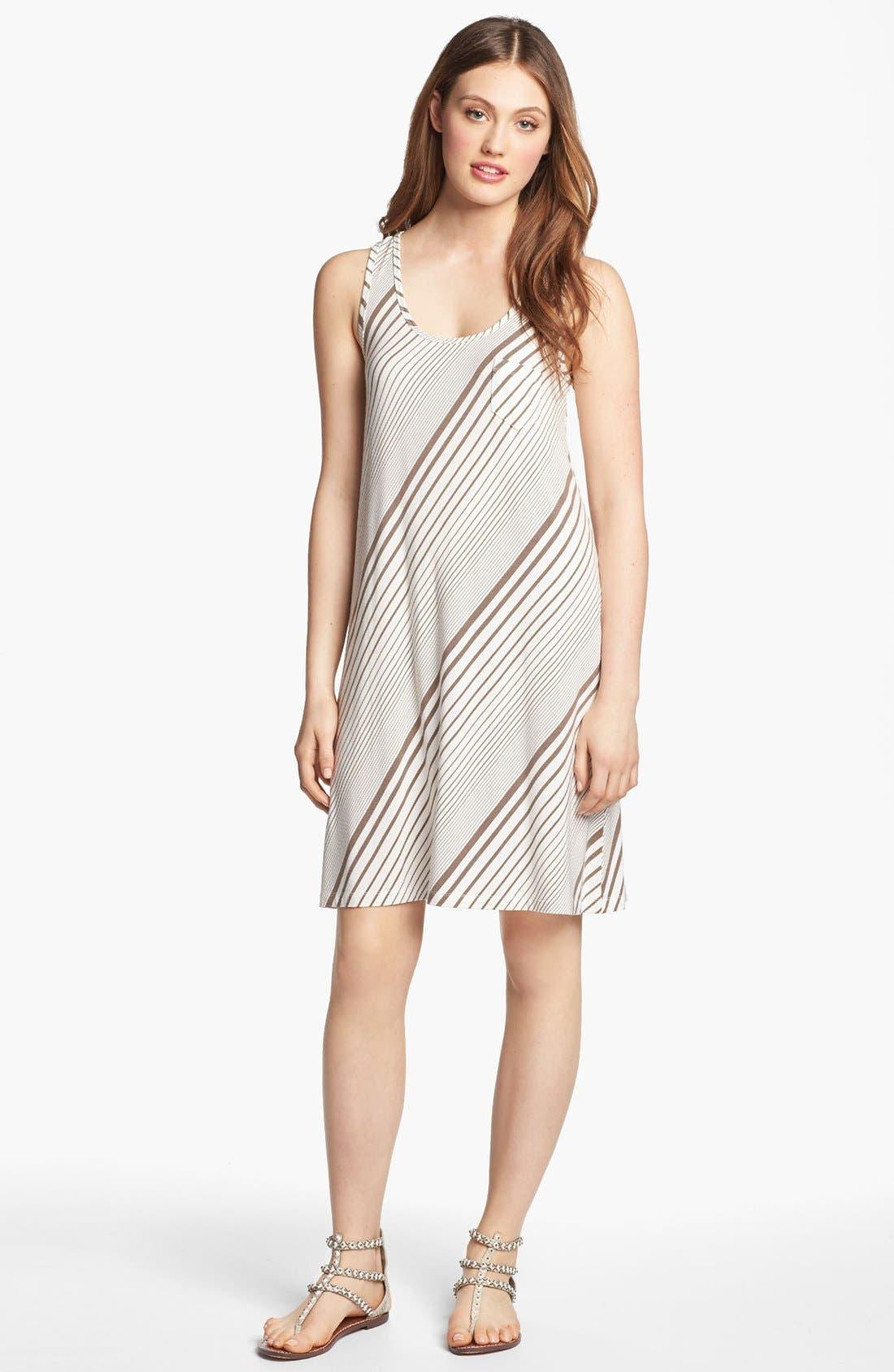 Main Image - Caslon® Racerback Tank Dress