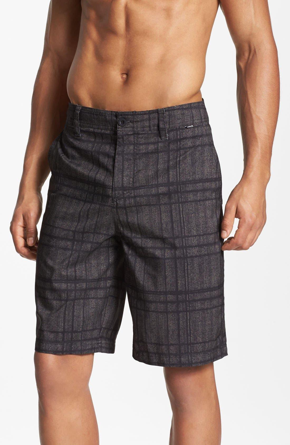 Alternate Image 1 Selected - Hurley 'Marina Intersect' Hybrid Shorts