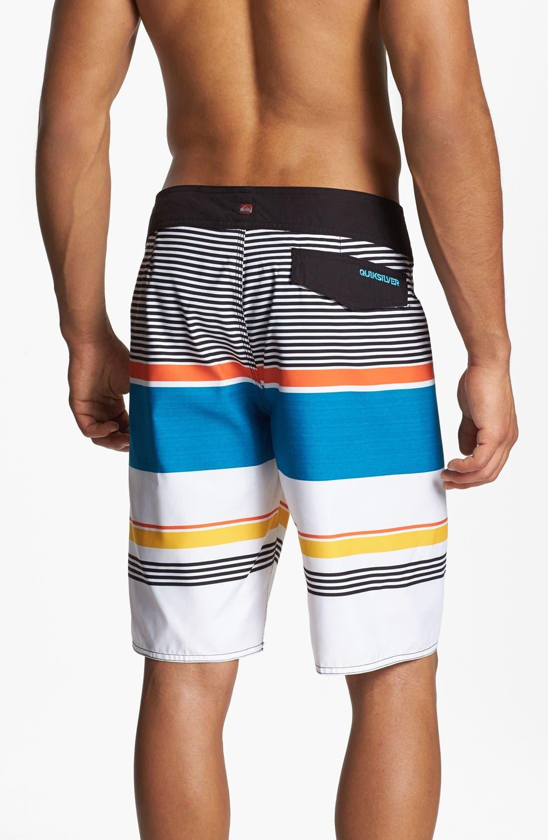 Alternate Image 2  - Quiksilver 'Stuffed' Board Shorts