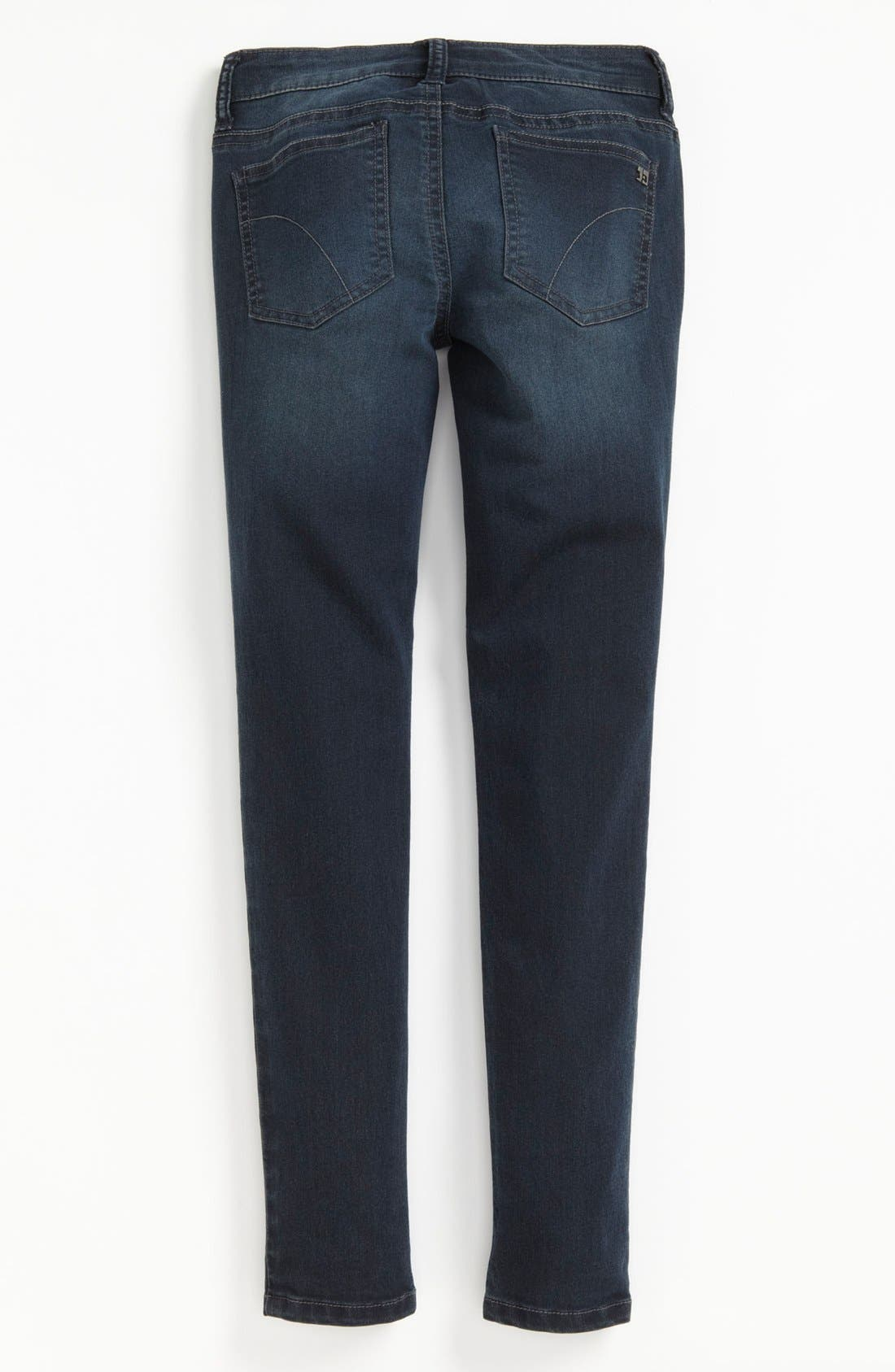 Alternate Image 1 Selected - Joe's 'Ryan' Skinny Jeans (Big Girls)