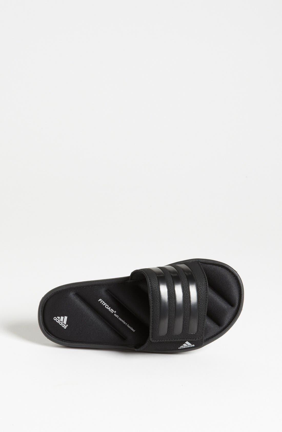 Alternate Image 3  - adidas 'Zeitfrei' Slide (Toddler, Little Kid & Big Kid)
