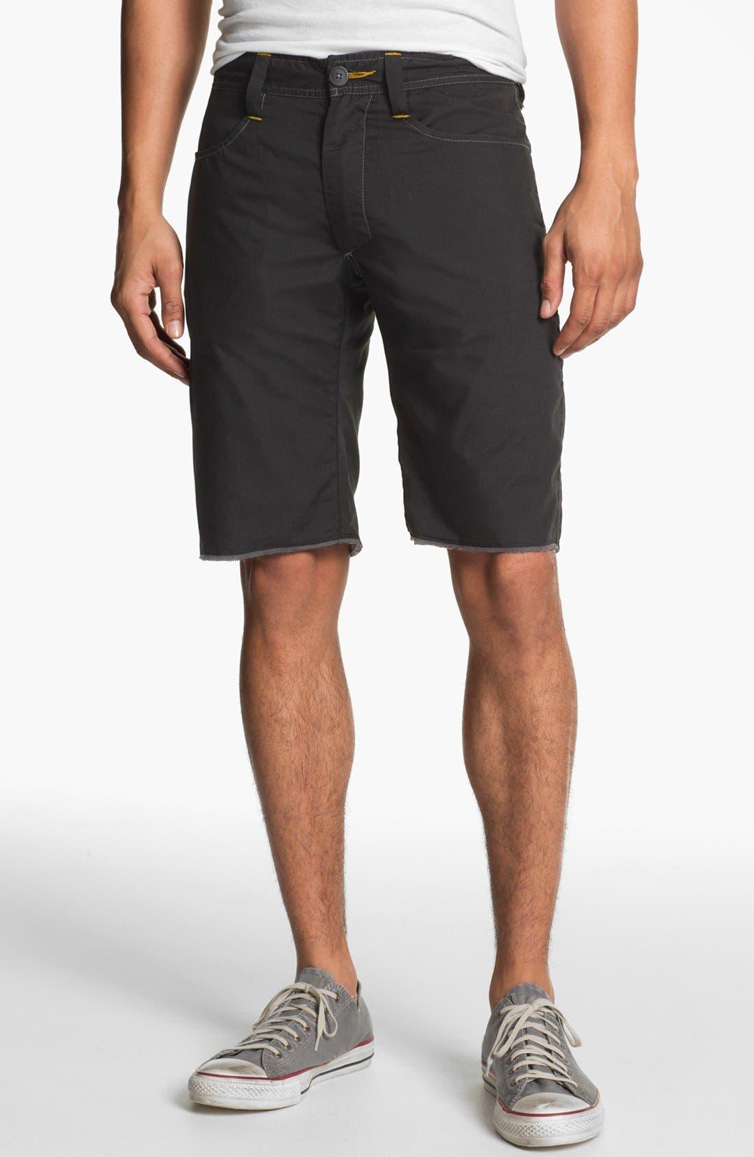 Alternate Image 1 Selected - Howe 'Hands Down' Reversible Shorts