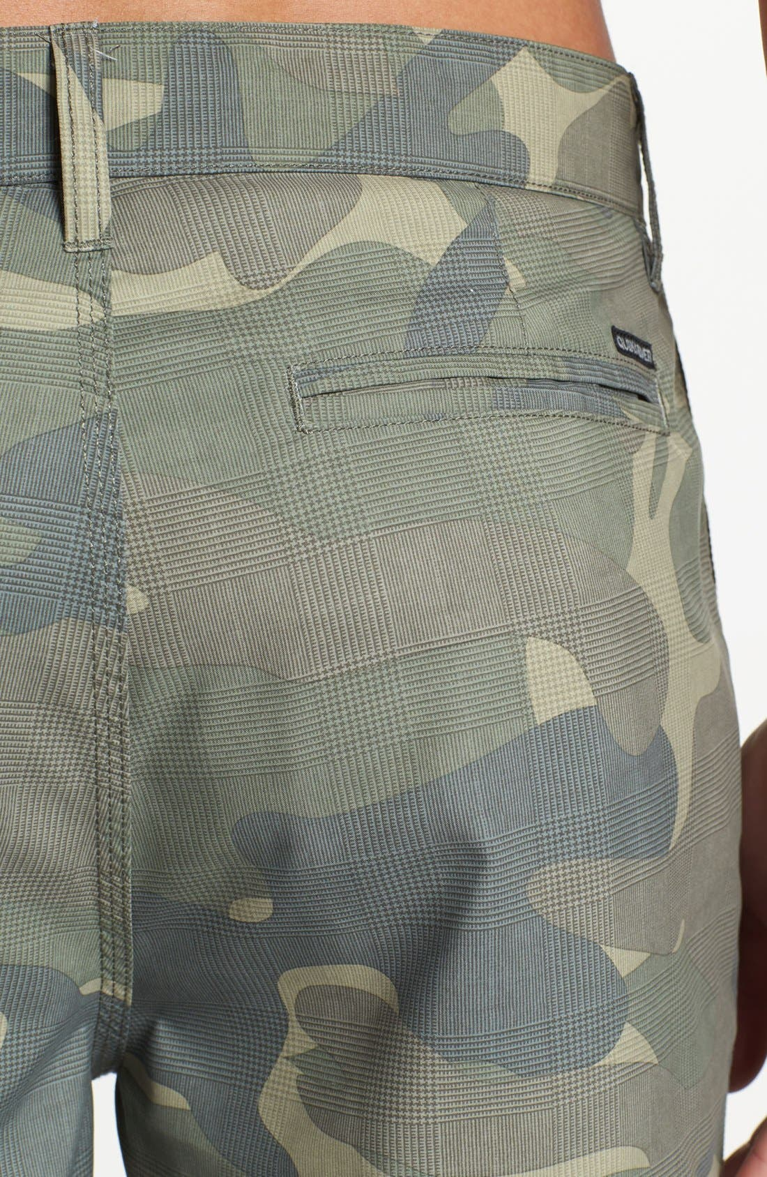Alternate Image 3  - Quiksilver 'Duckbill' Hybrid Shorts