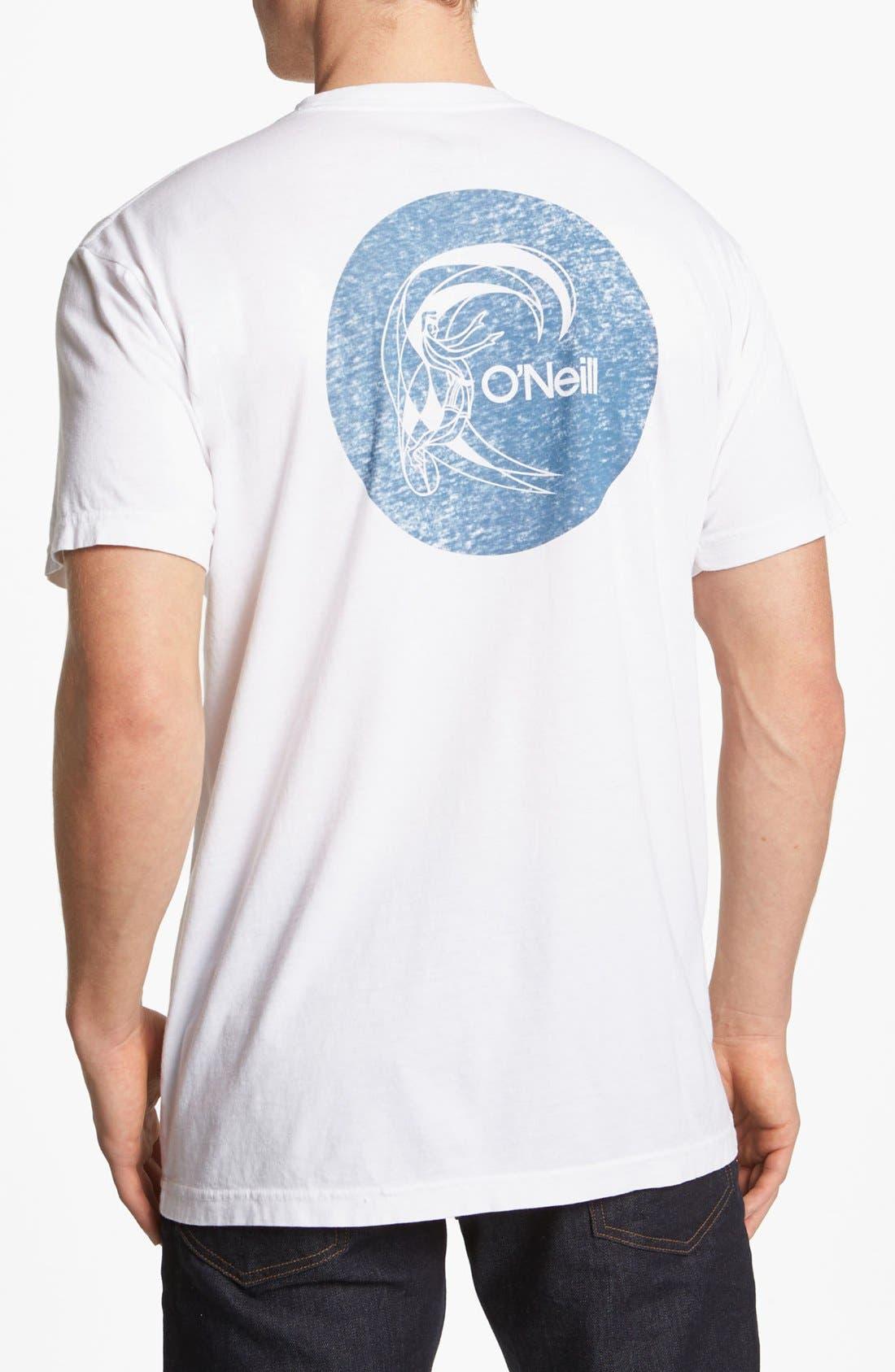 Alternate Image 2  - Jack O'Neill 'Outrigger' T-Shirt