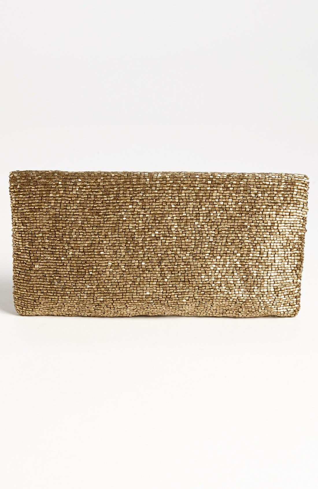 Alternate Image 4  - Moyna Beaded Clutch