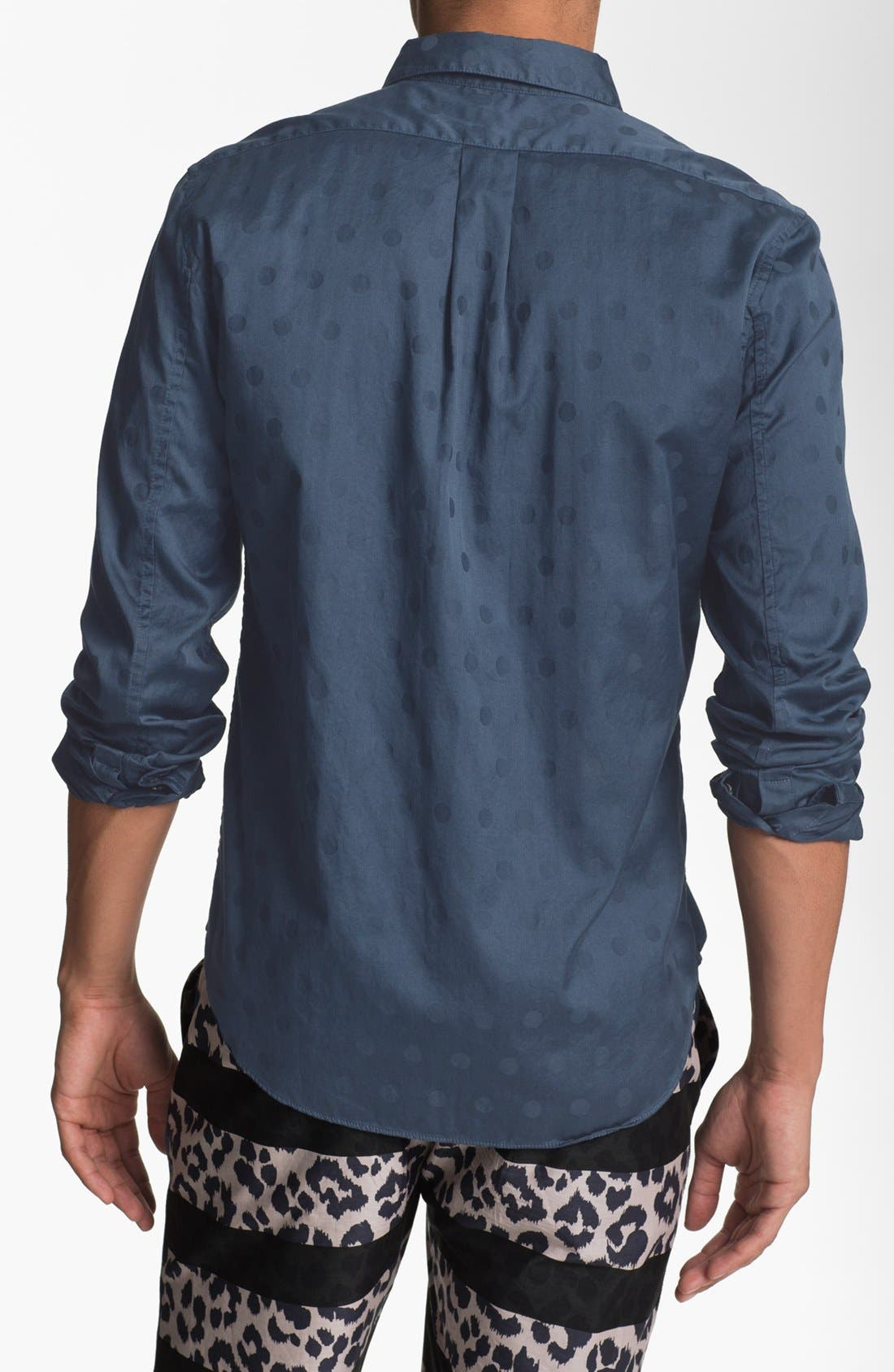 Alternate Image 2  - MARC BY MARC JACOBS 'Dustin' Dot Print Woven Shirt