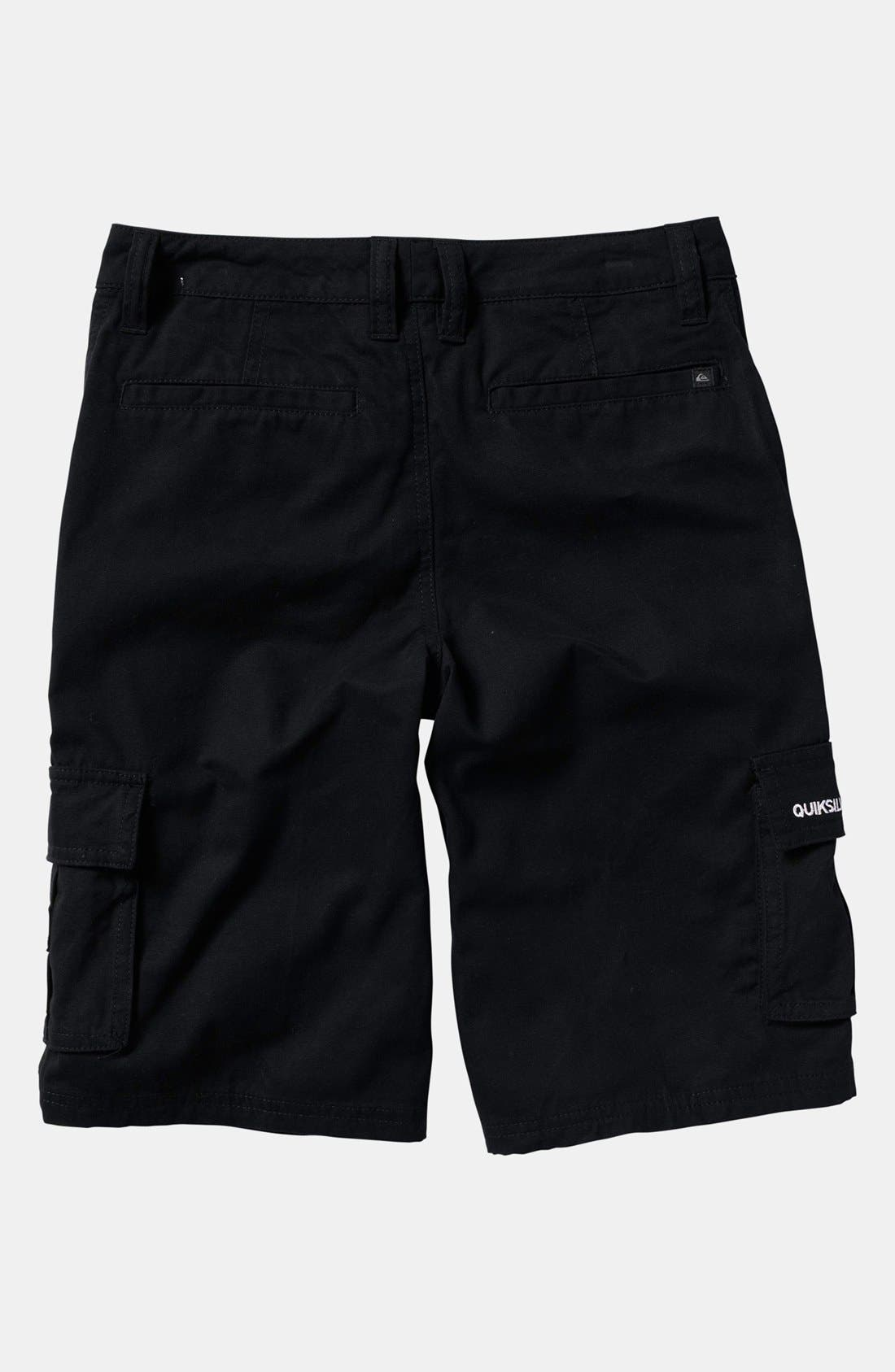 Alternate Image 2  - Quiksilver 'Sue Fley' Shorts