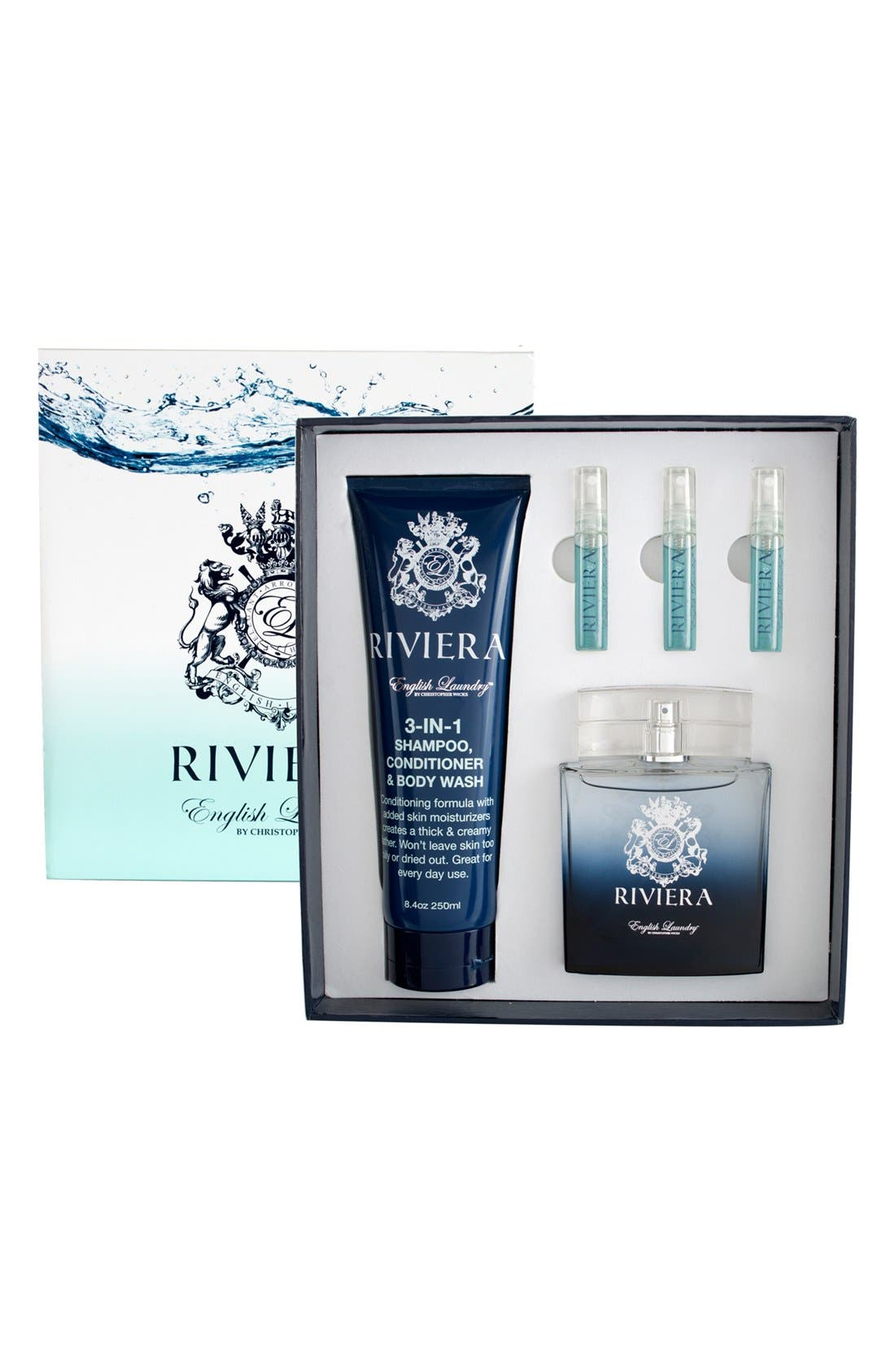 English Laundry 'Riviera' Fragrance Gift Set ($131 Value)