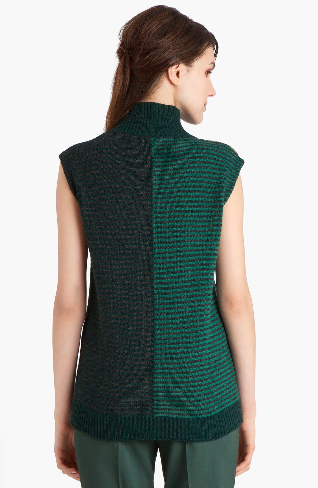 Alternate Image 2  - Marni Multistripe Wool & Cashmere Sweater