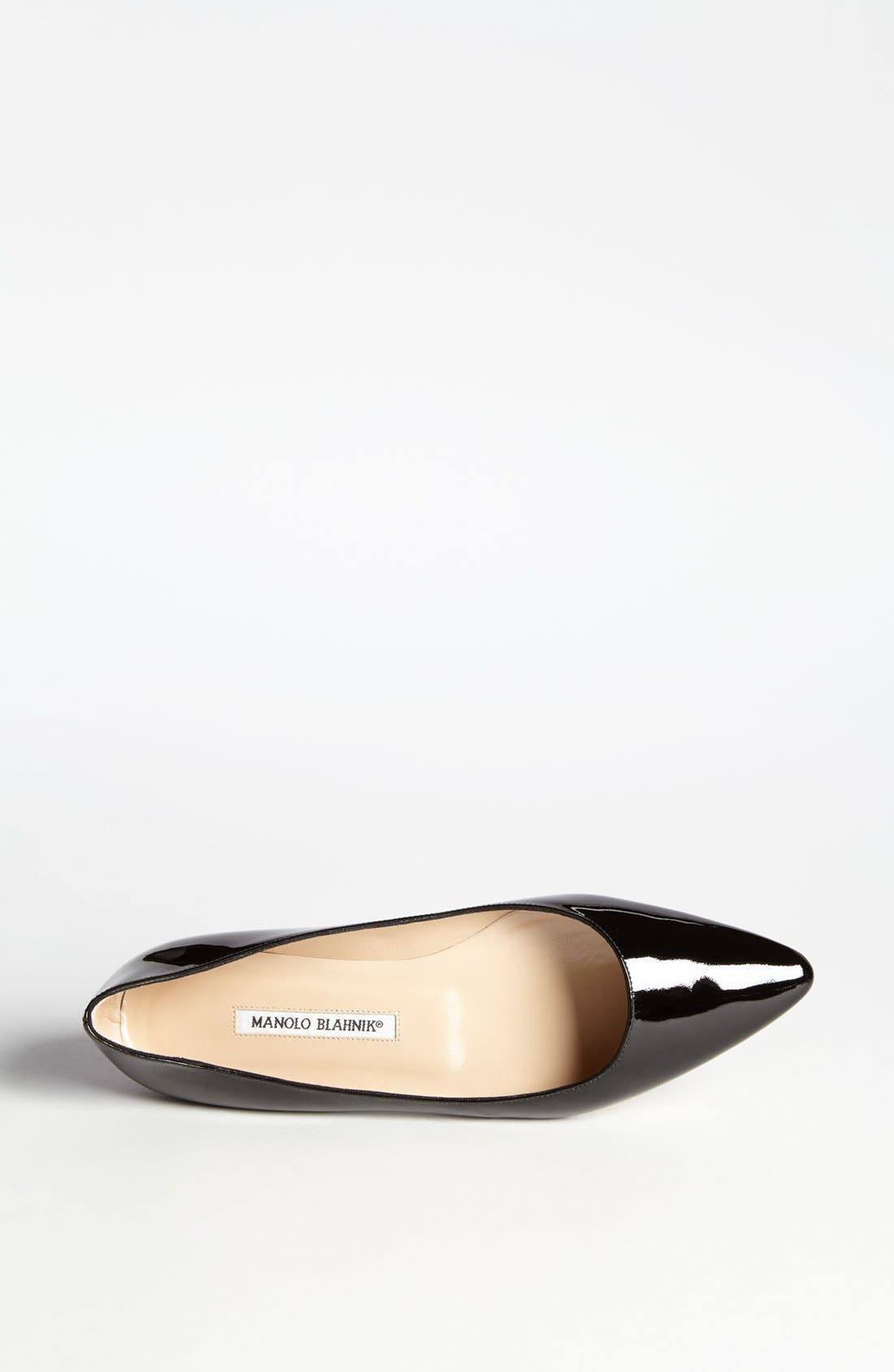 Alternate Image 3  - Manolo Blahnik 'Titto' Flat