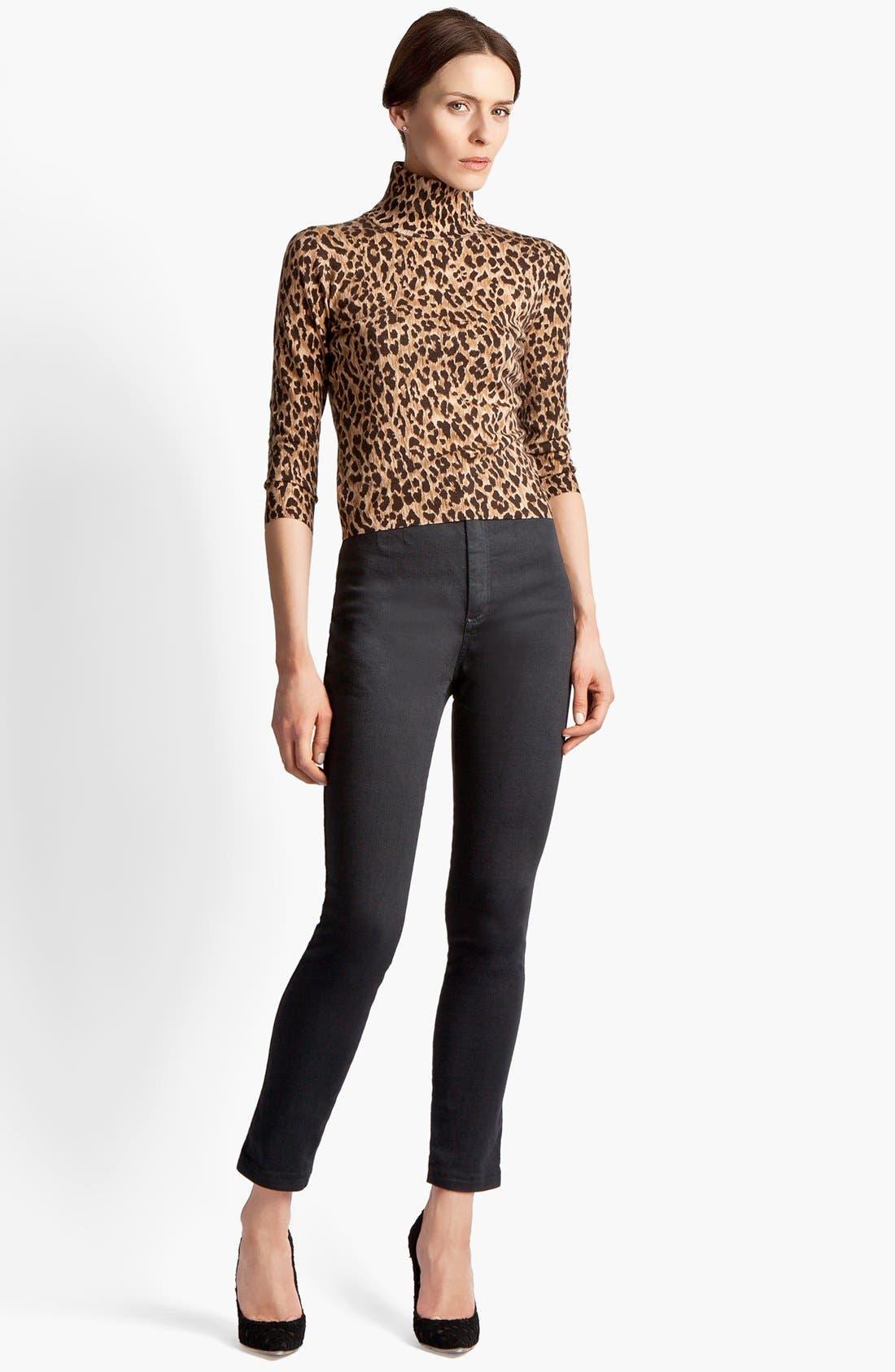 Main Image - Dolce&Gabbana Extra Fine Wool Turtleneck